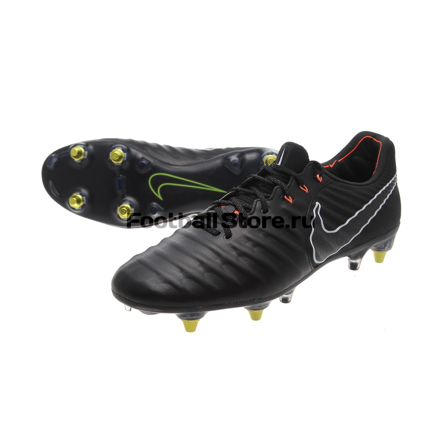 Игровые бутсы Nike Бутсы Nike Legend 7 Elite SG-Pro AC AH7253-080 schecter damien elite 7