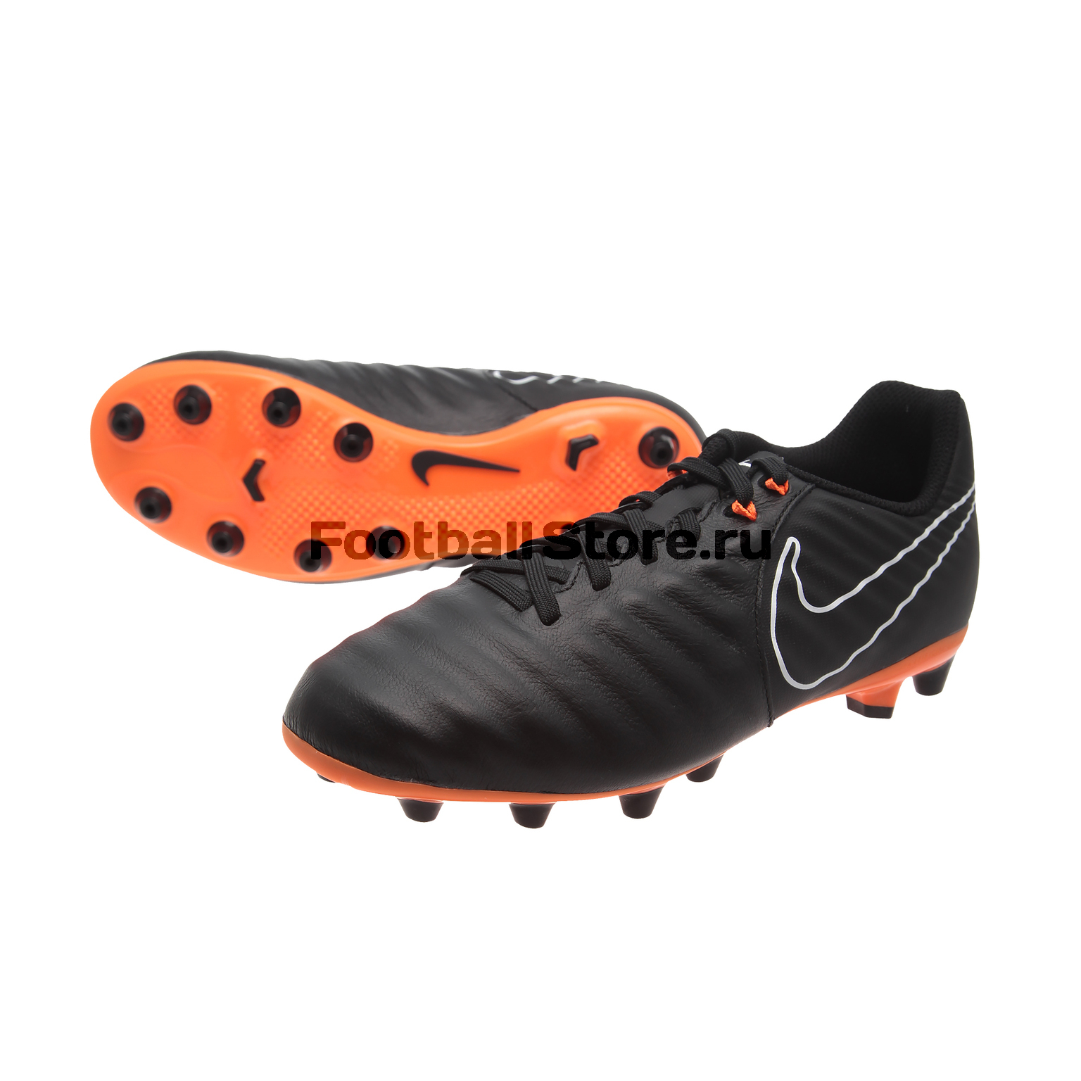 Бутсы Nike JR Legend 7 Academy AG-PRO AH8807-080 бутсы nike шиповки nike jr tiempox legend vi tf 819191 018