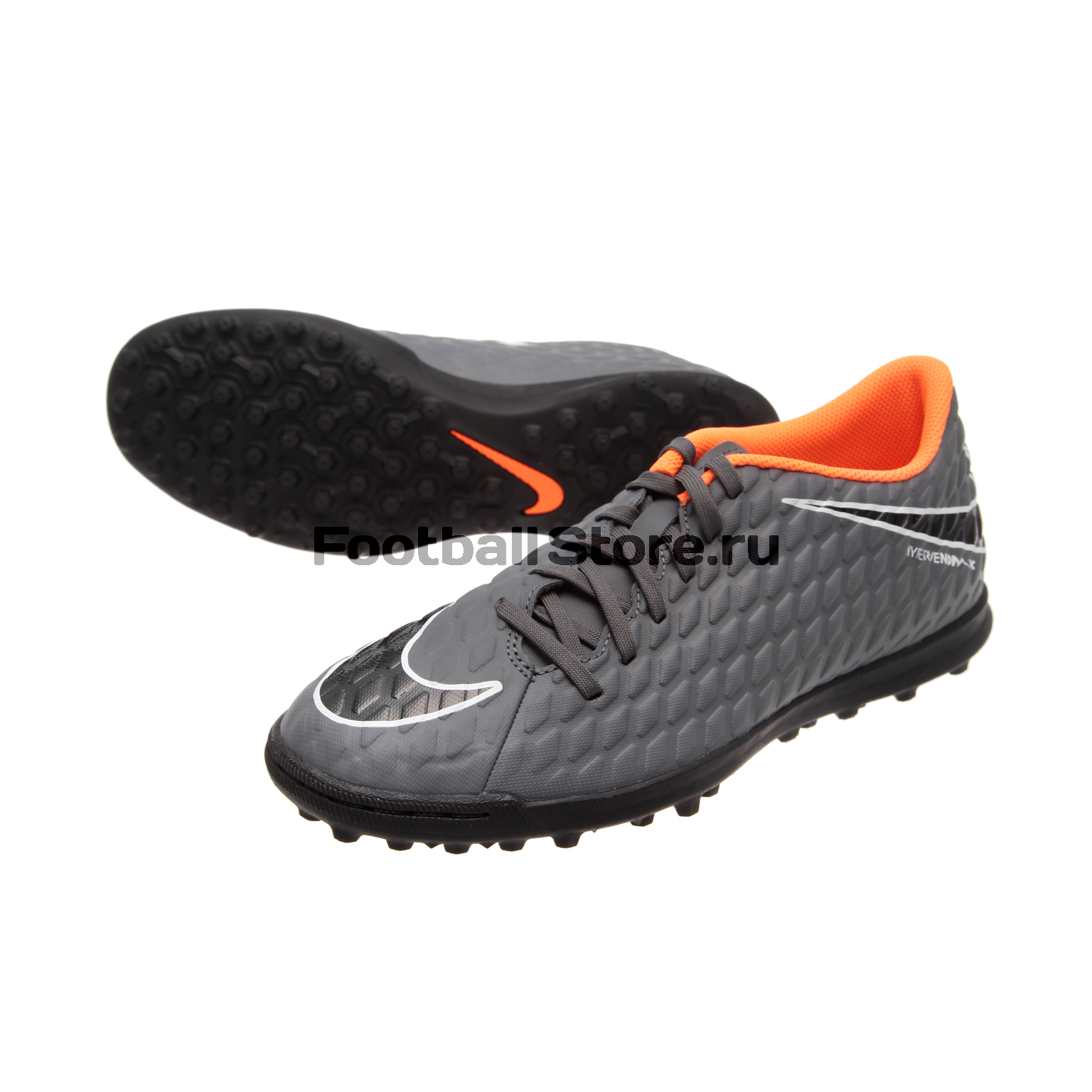 Шиповки Nike PhantomX 3 Club TF AH7281-081 детские бутсы nike бутсы nike jr phantom 3 elite df fg ah7292 081