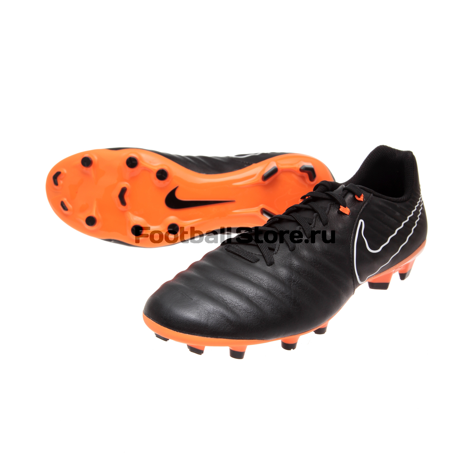 Бутсы Nike Legend 7 Academy FG AH7242-080 бутсы футбольные nike obra ii academy df fg ah7313 080 jr детские т сер оранж