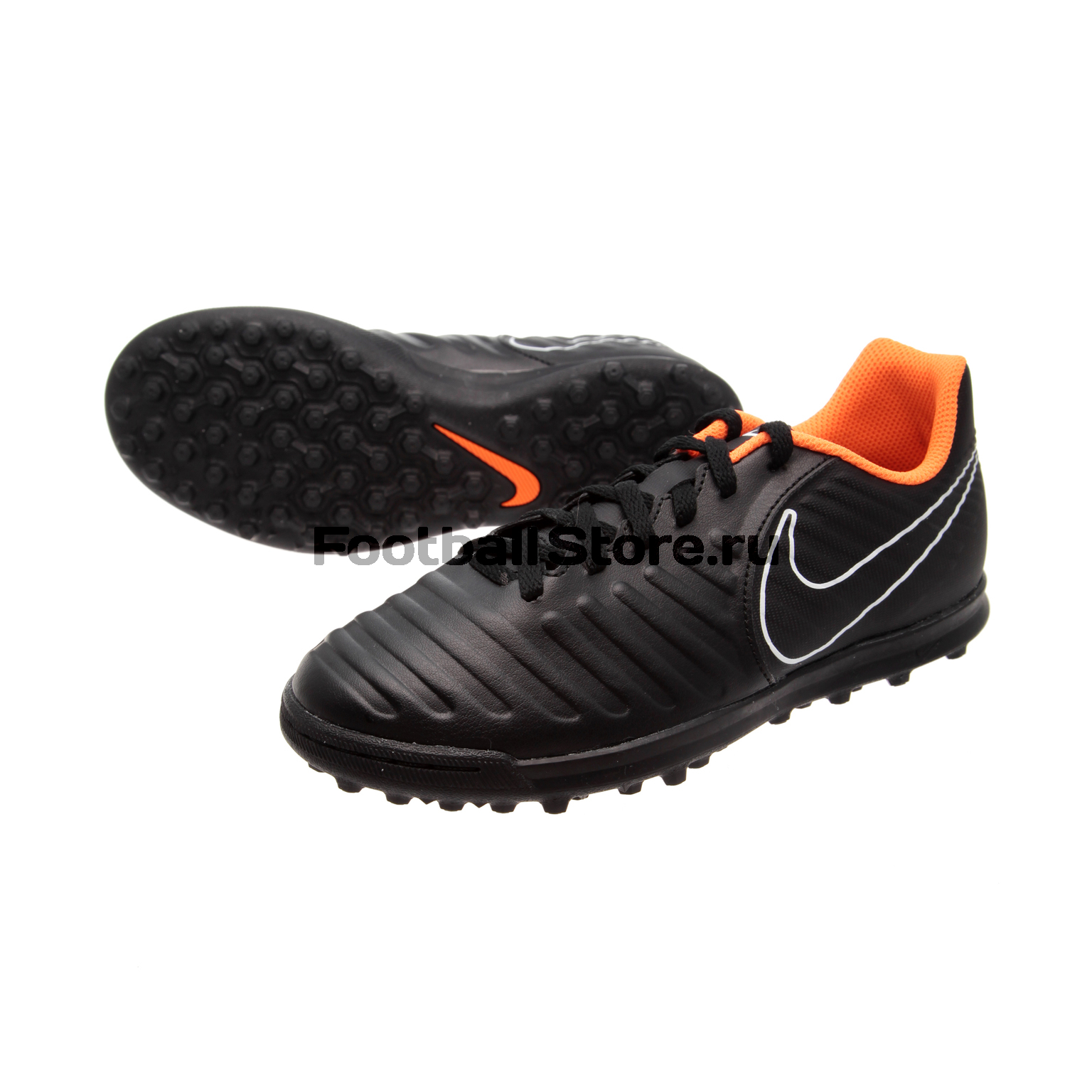 Шиповки детские Nike LegendX Club TF AH7261-080 шиповки nike lunar legendx 7 pro tf ah7249 080