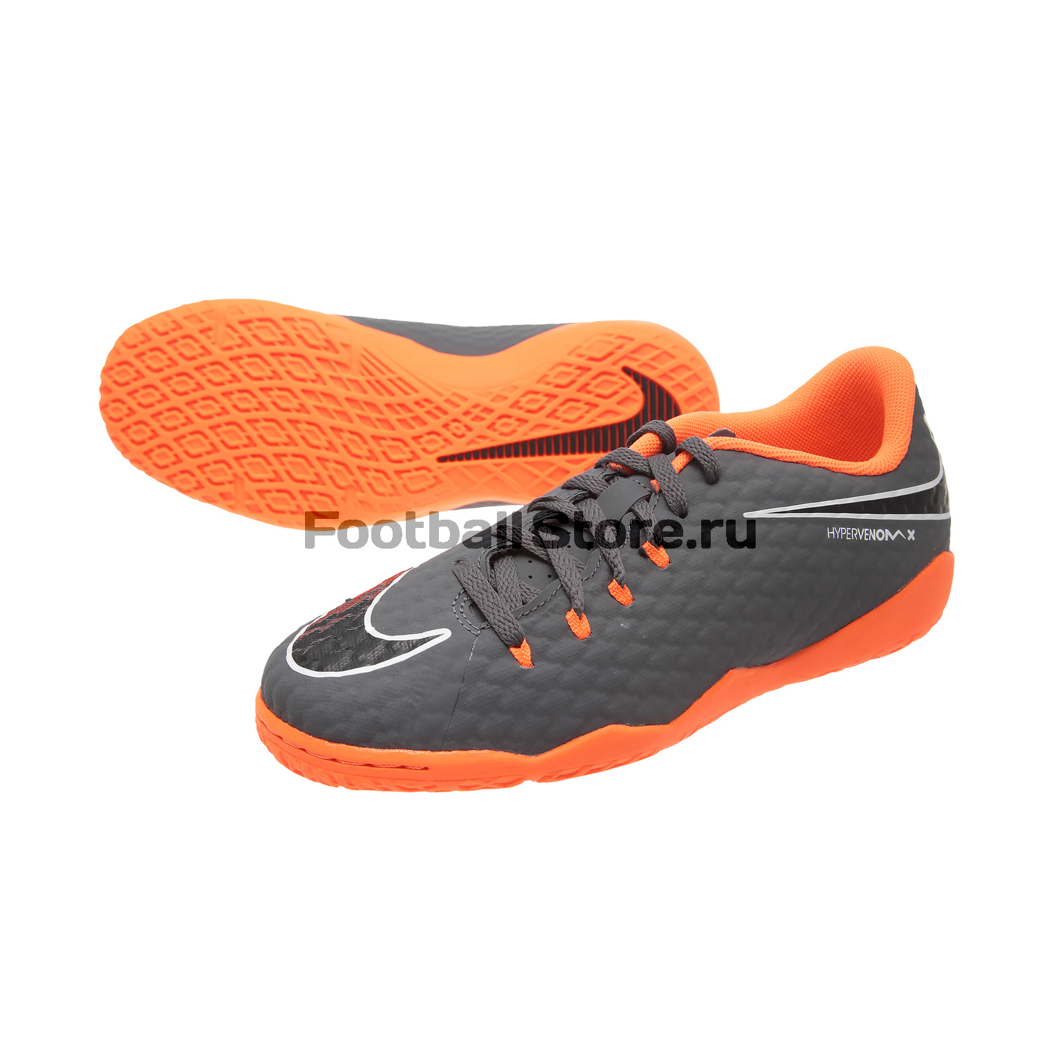 Обувь для зала Nike JR PhantomX 3 Academy IC AH7295-081 бутсы nike phantom 3 academy ag pro ah8845 081