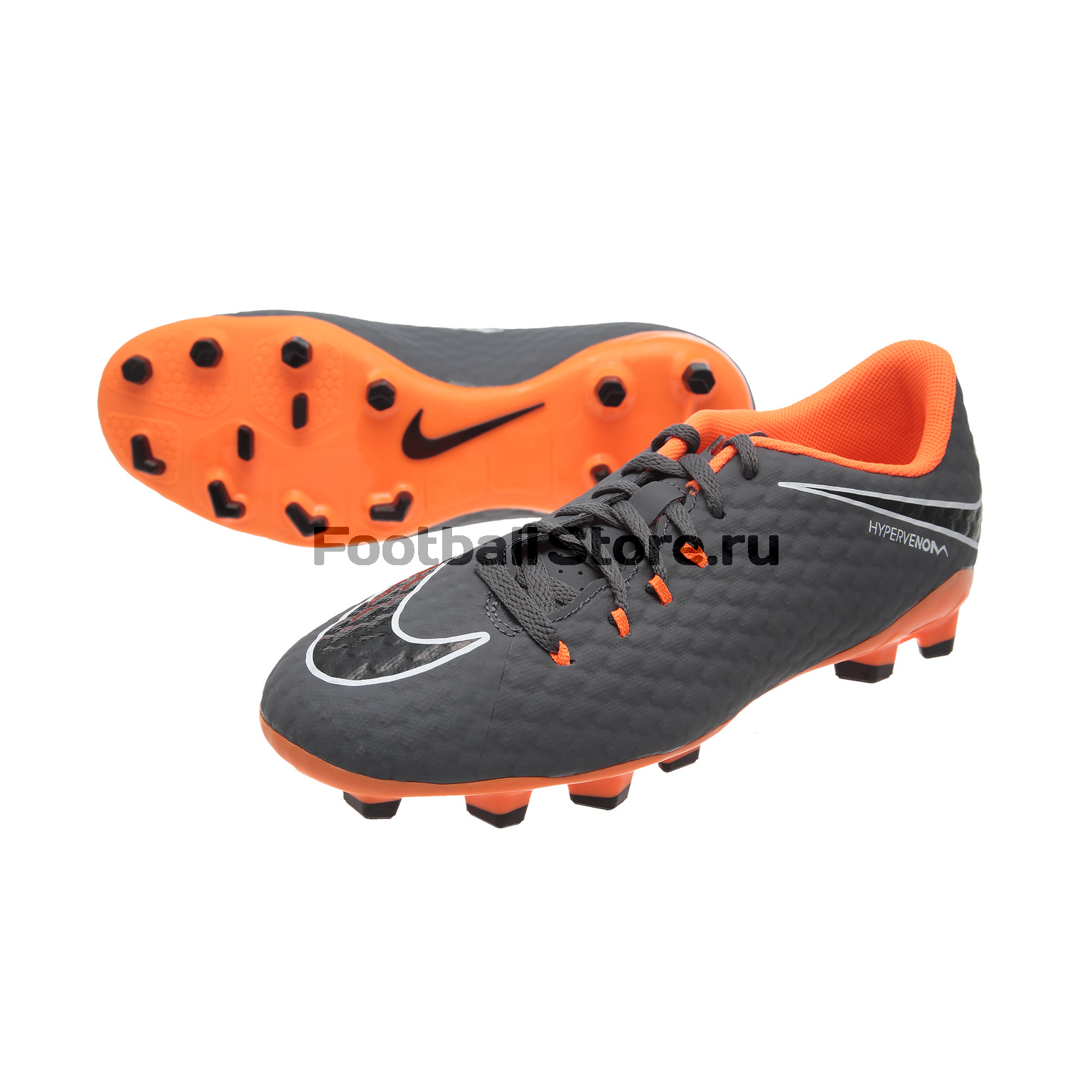 Бутсы Nike JR Phantom 3 Academy FG AH7288-081 бутсы nike superfly academy gs cr7 jr fg mg aj3111 390