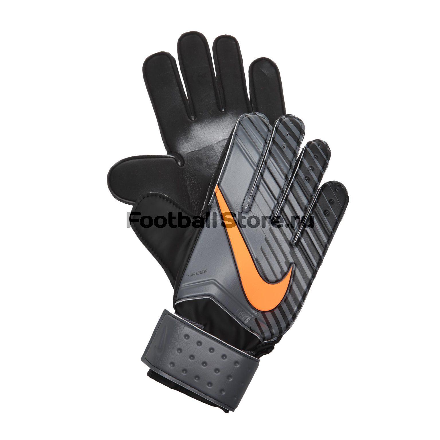 Перчатки вратарские Nike NK GK Match GS0344-089 одежда для гольфа nike 639790 101 010 089 639790