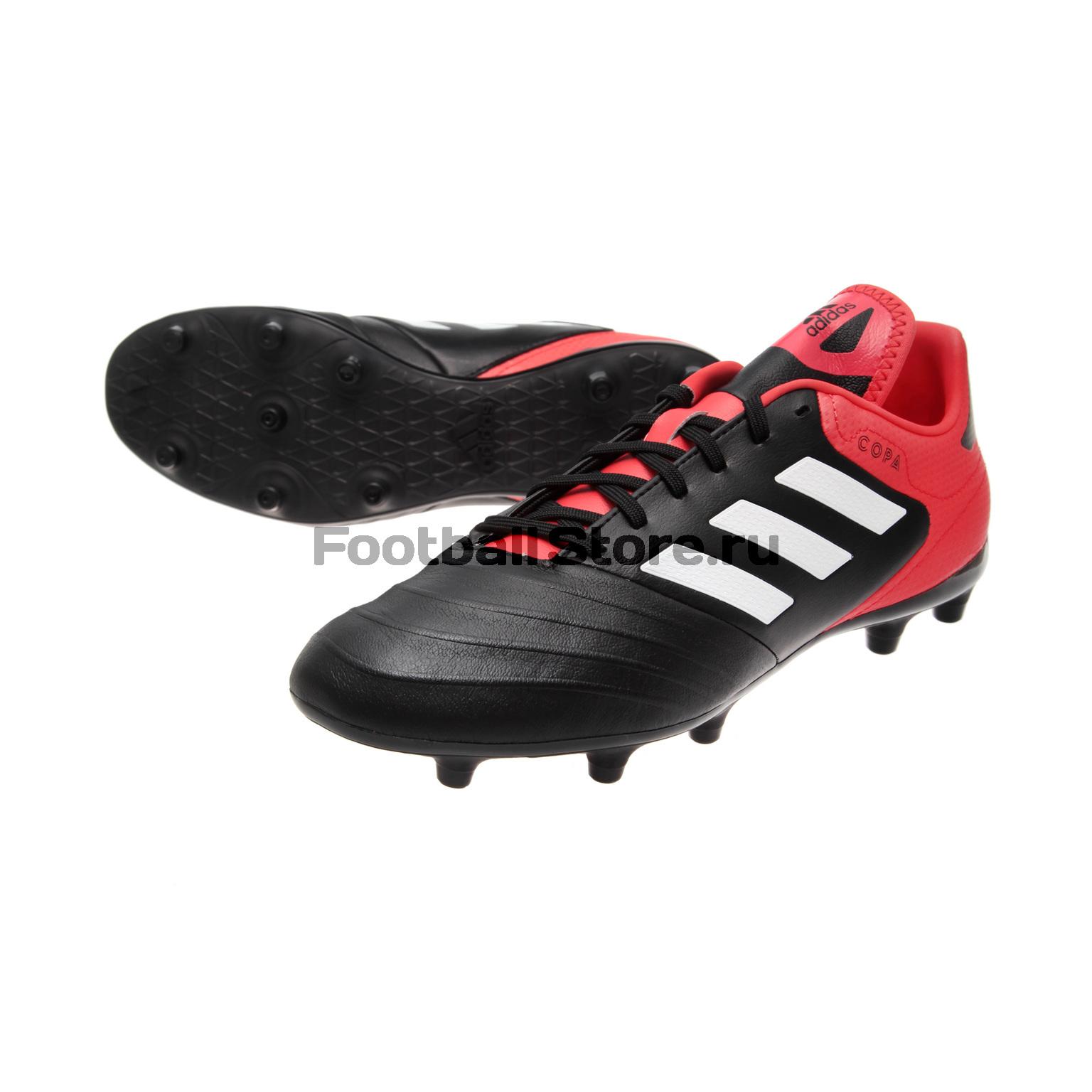 Бутсы Adidas Copa 18.3 FG CP8957 игровые бутсы adidas бутсы adidas ace 17 1 fg by2459
