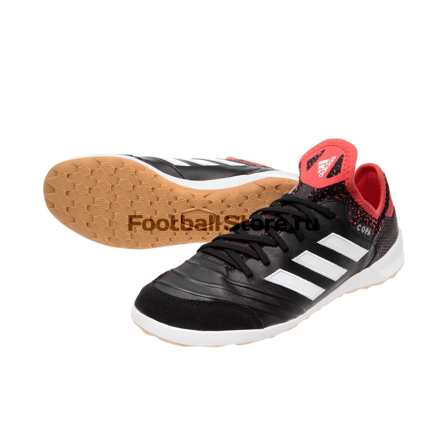 Обувь для зала Adidas Copa Tango 18.1 IN CP8981 обувь для зала adidas ace tango 18 3 in jr cp9075