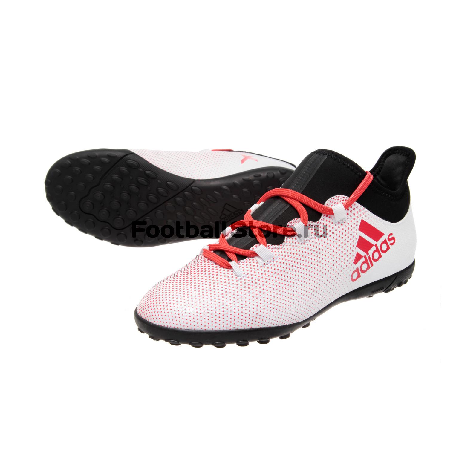 Шиповки Adidas X Tango 17.3 TF JR CP9025 цена