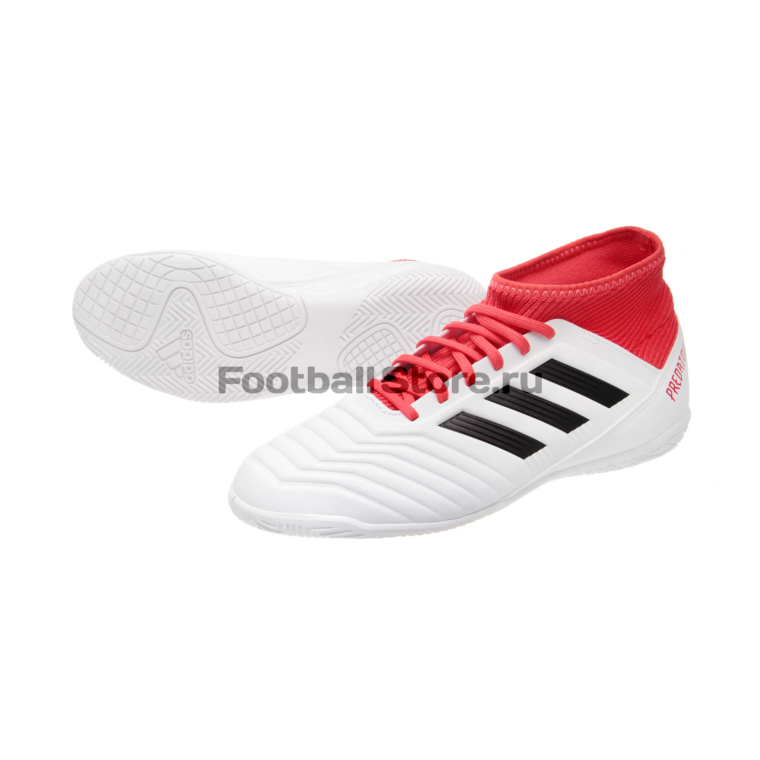 Обувь для зала Adidas Predator Tango 18.3 IN JR CP9073 обувь для зала adidas nemeziz tango 17 3 in jr cp9182