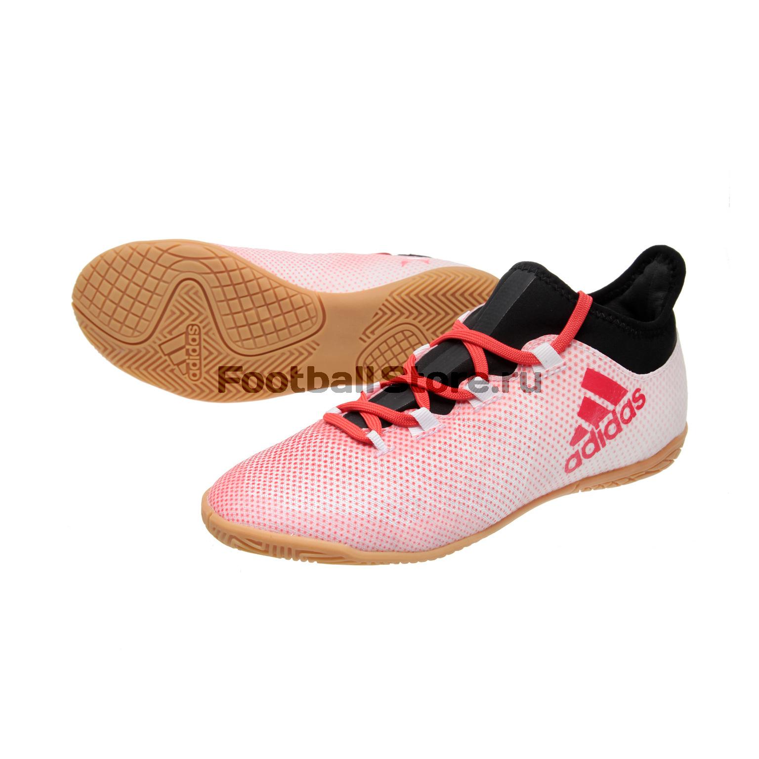 Обувь для зала Adidas X Tango 17.3 IN JR CP9034 обувь для зала adidas ace tango 18 3 in jr cp9075