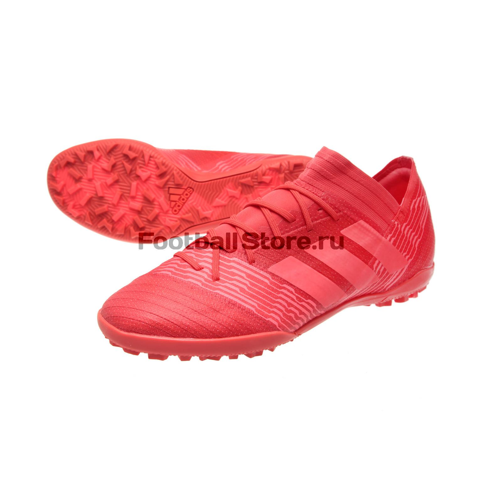 Шиповки Adidas Nemeziz Tango 17.3 TF CP9100 шиповки adidas nemeziz tango 18 3 tf da9622