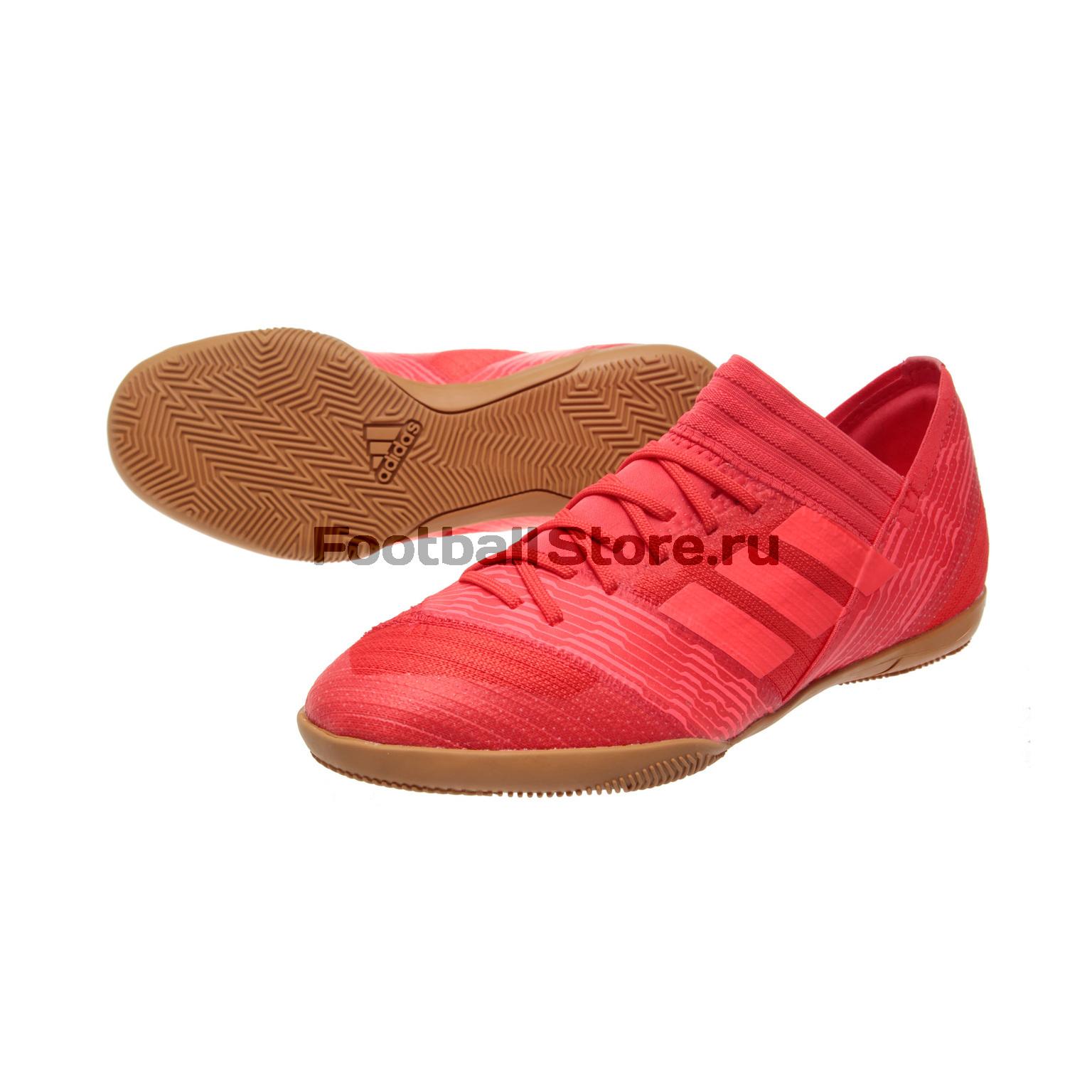 Обувь для зала Adidas Nemeziz Tango 17.3 IN JR CP9183 обувь для зала adidas ace tango 18 3 in jr cp9075
