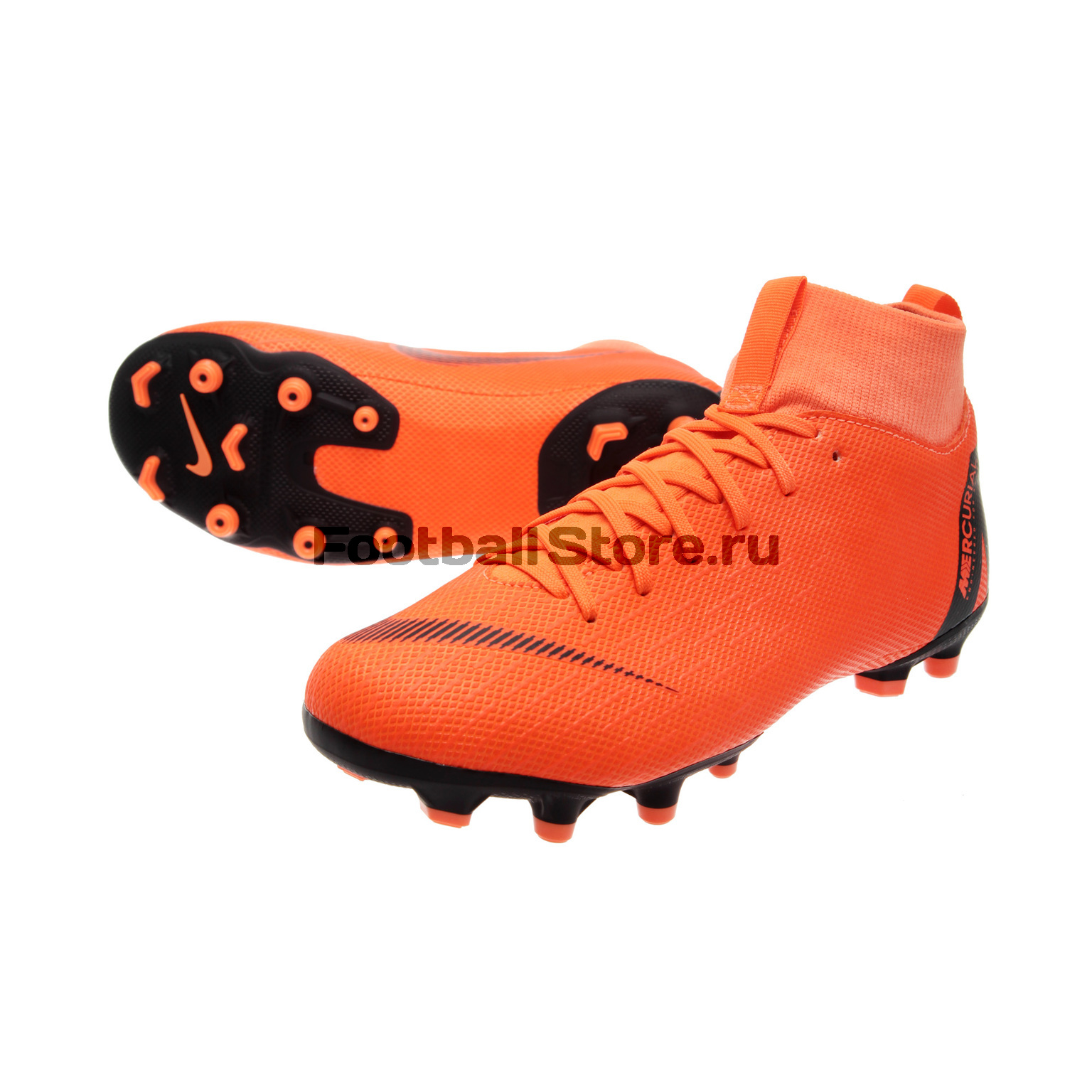 Бутсы Nike JR Superfly 6 Academy GS FG/MG AH7337-810 детские бутсы nike бутсы nike jr phantom 3 elite df fg ah7292 081