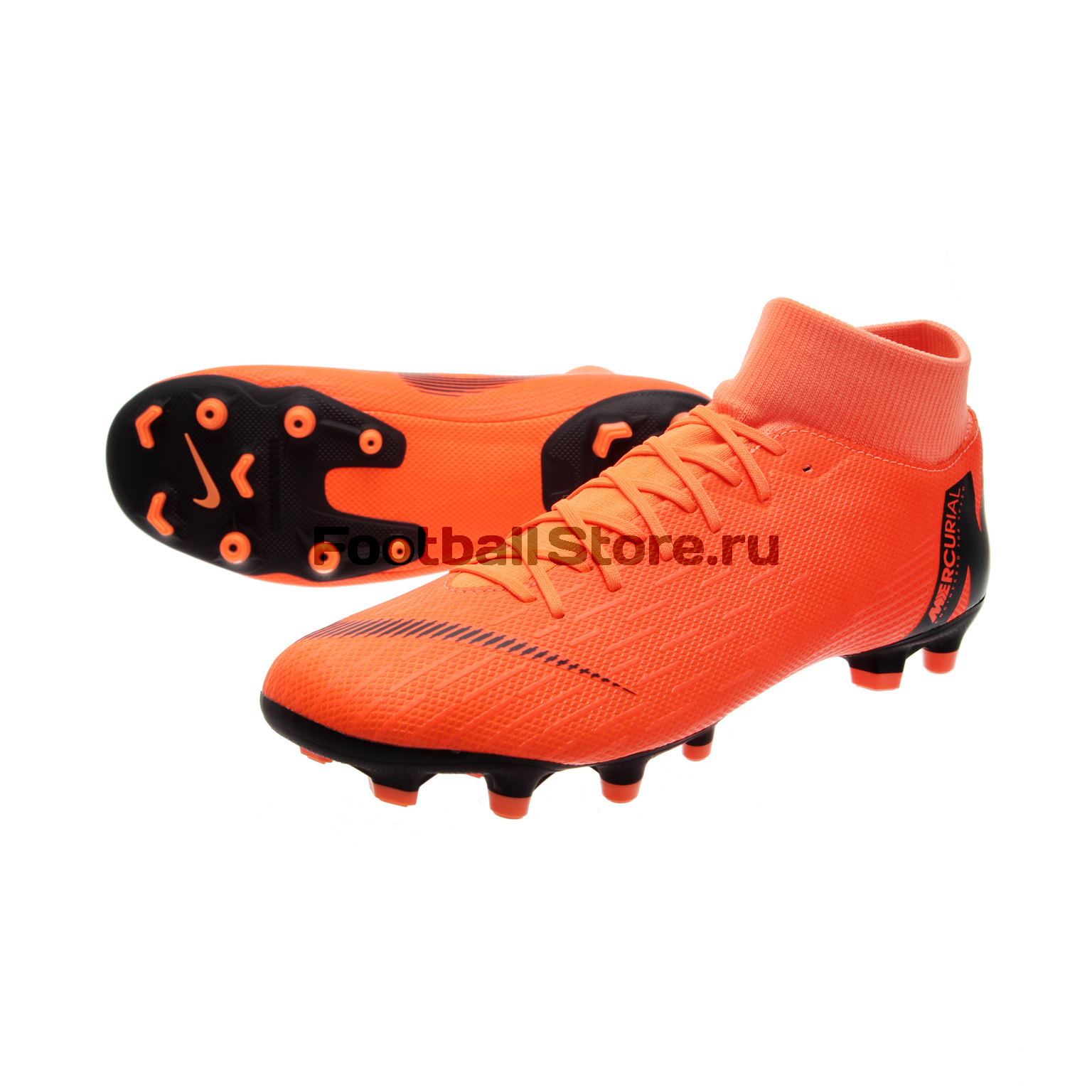 Бутсы Nike Superfly 6 Academy FG/MG  AH7362-810 бутсы nike superfly academy gs cr7 jr fg mg aj3111 390