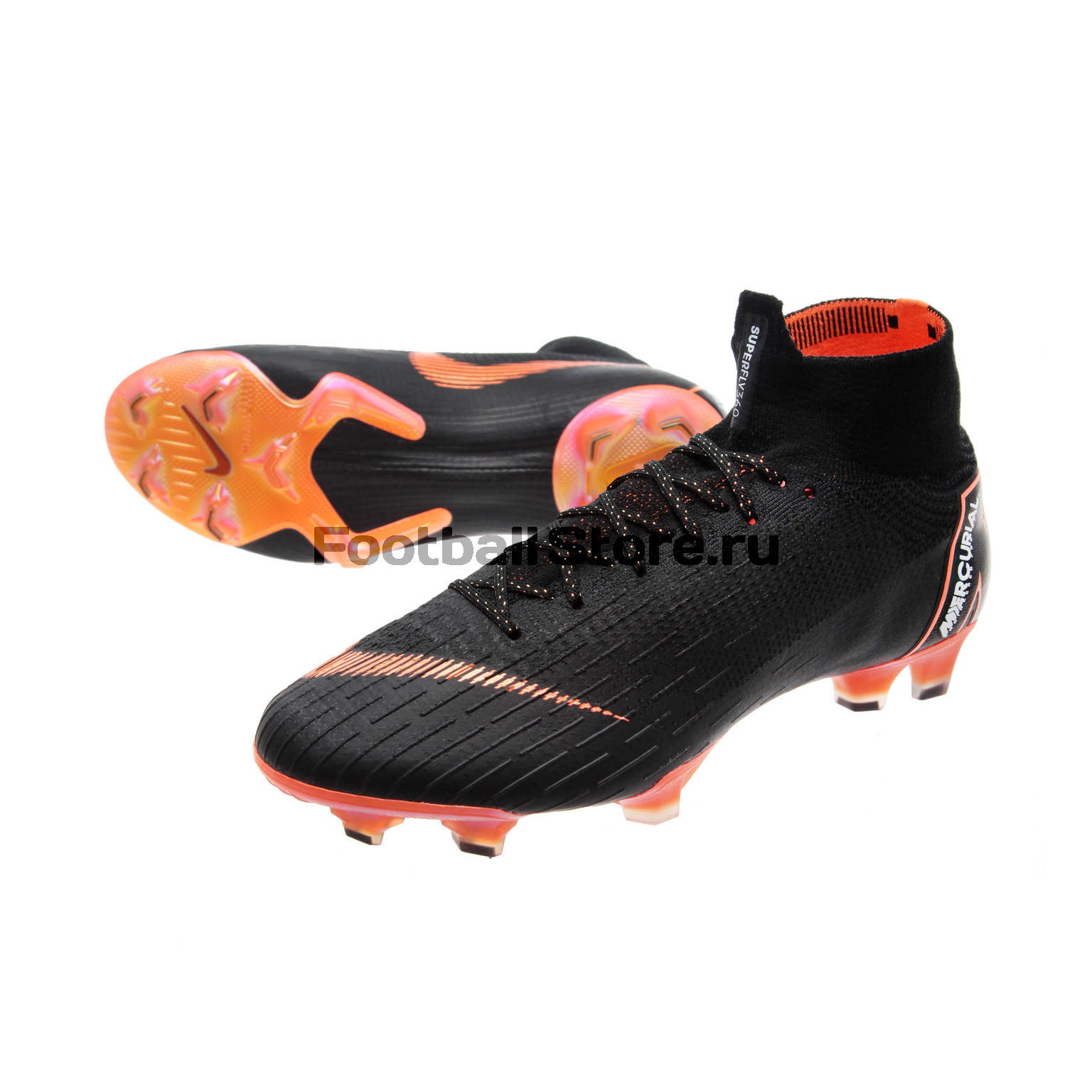 Бутсы Nike Superfly 6 Elite FG AH7365-081 детские бутсы nike бутсы nike jr phantom 3 elite df fg ah7292 081