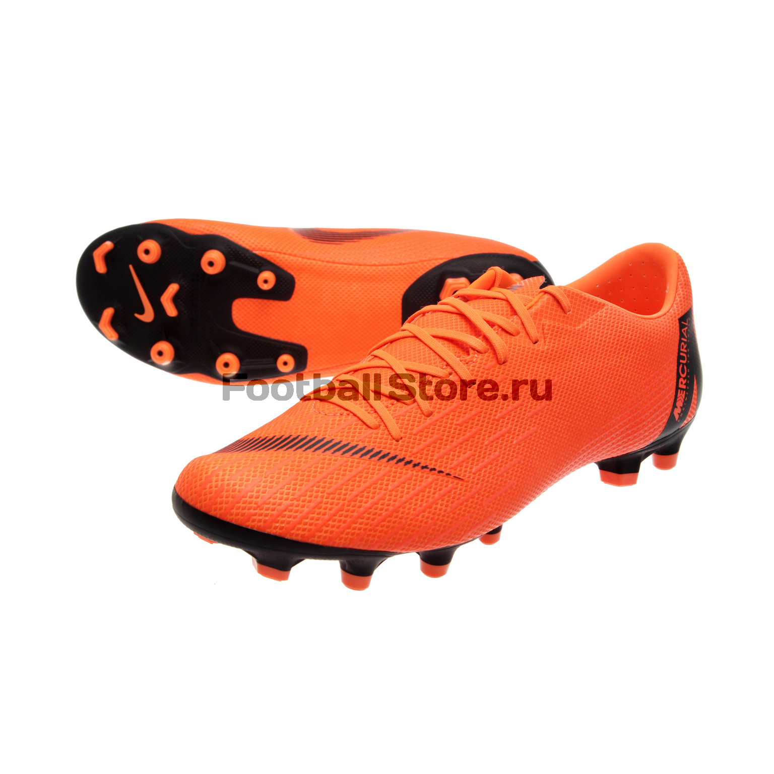 Бутсы Nike Vapor 12 Academy FG/MG AH7375-810 бутсы nike superfly academy gs cr7 jr fg mg aj3111 390