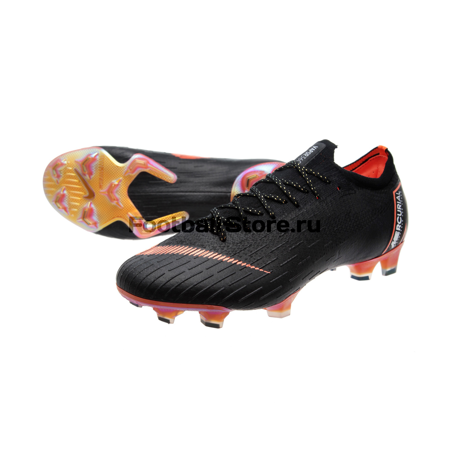 Бутсы Nike Vapor 12 Elite FG AH7380-081 бутсы nike бутсы jr mercurialx vapor xi ic