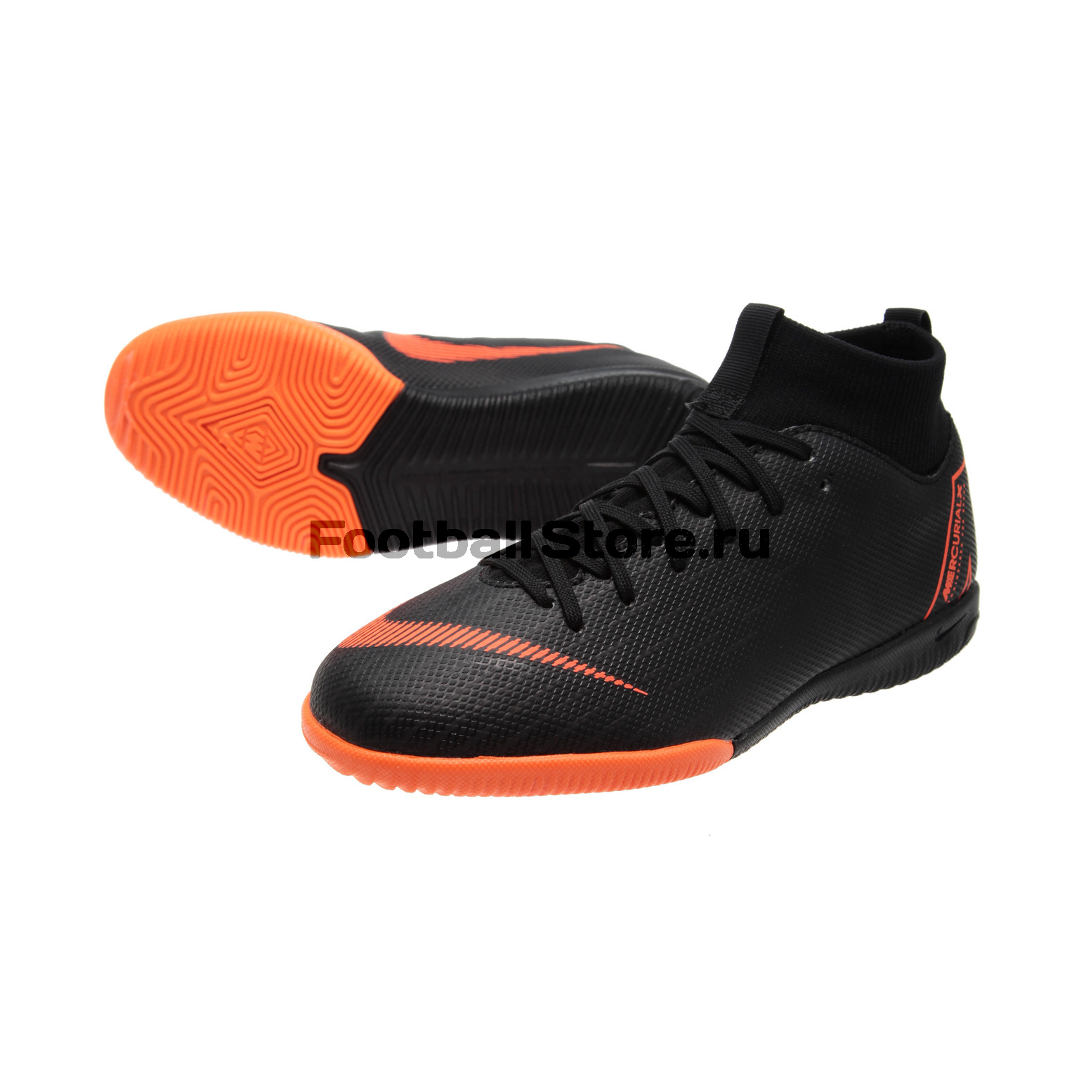 Обувь для зала Nike JR SuperflyX 6 Academy GS IC AH7343-081 бутсы nike superfly academy gs cr7 jr fg mg aj3111 390