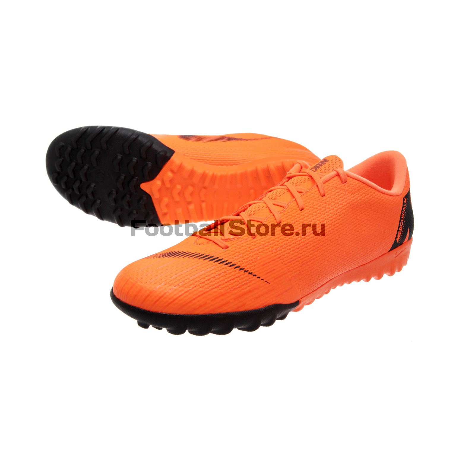 Шиповки Nike VaporX 12 Academy TF AH7384-810 шиповки nike lunar legendx 7 pro tf ah7249 080