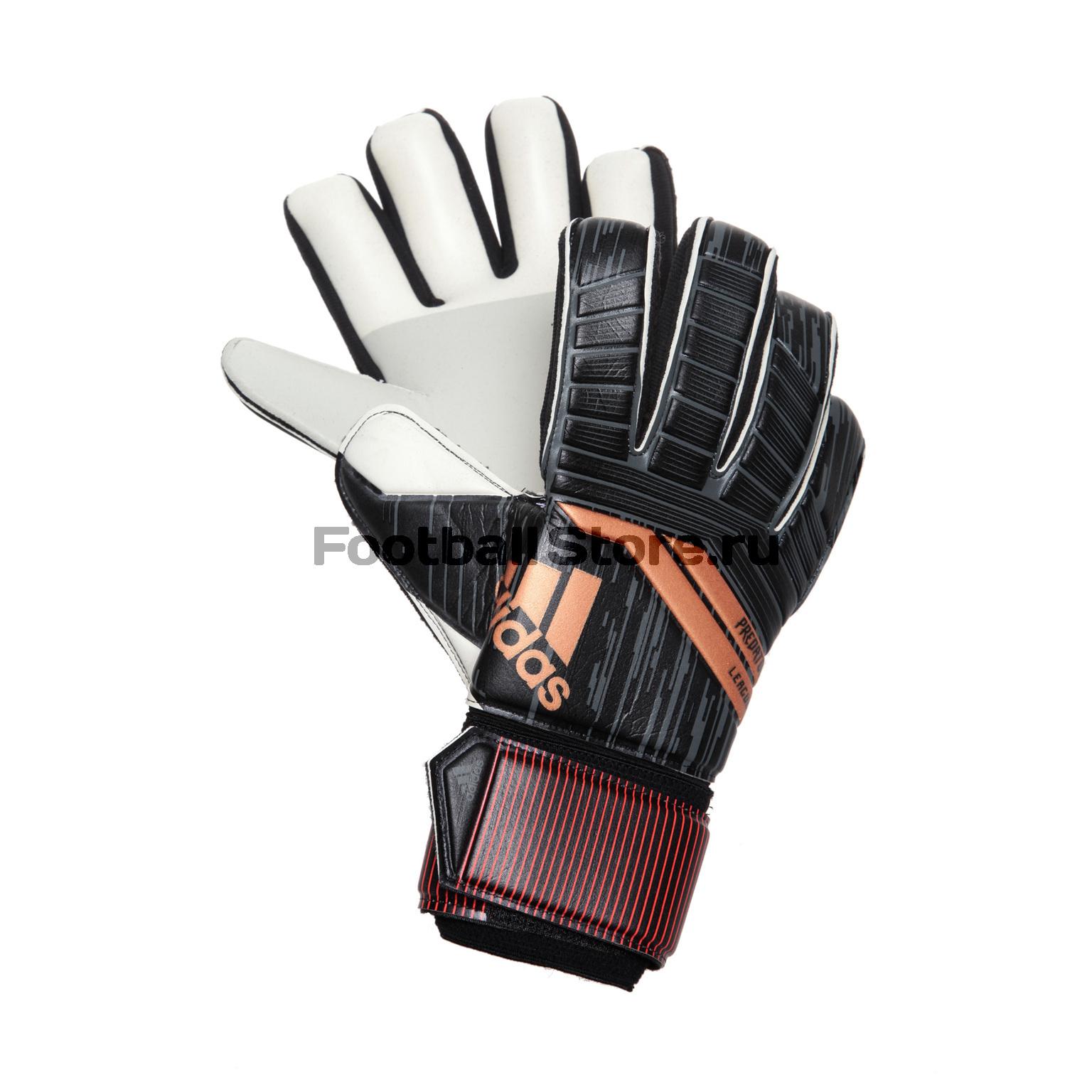 Перчатки вратарские Adidas Predator League CD5255 adidas predator junior gk glove