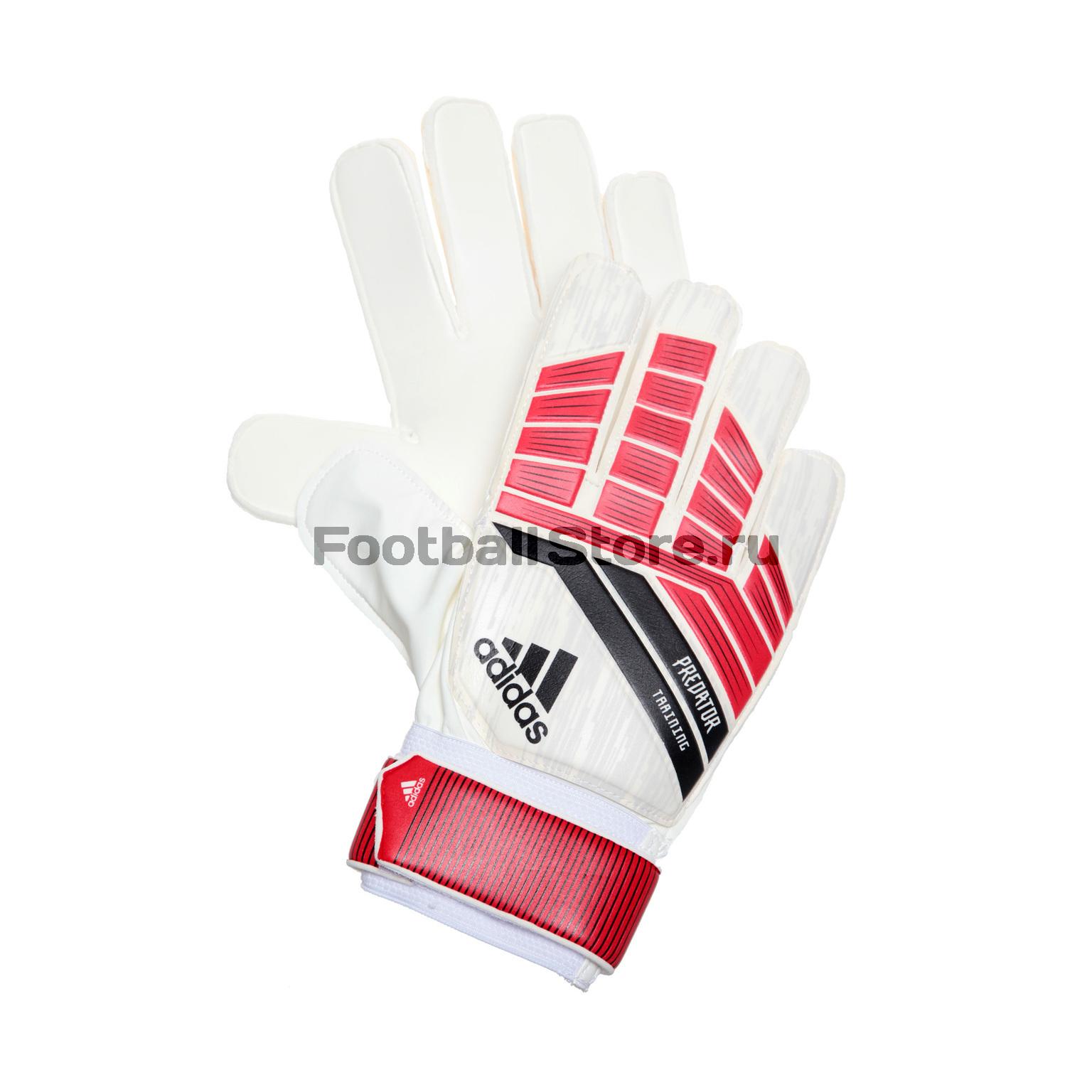 Перчатки вратарские Adidas Predator Training CF1366 adidas predator junior gk glove