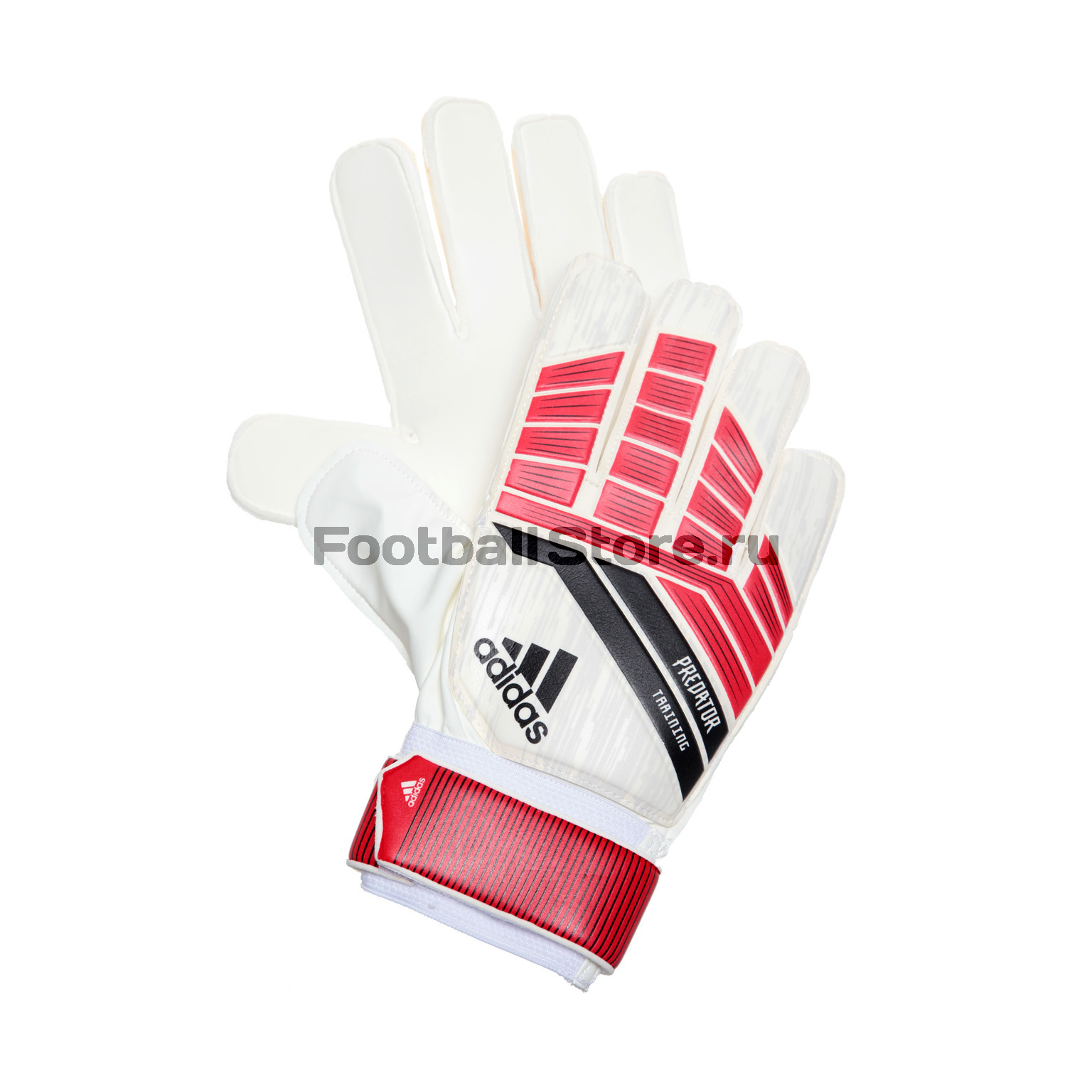 Перчатки вратарские Adidas Predator Training CF1366 цена