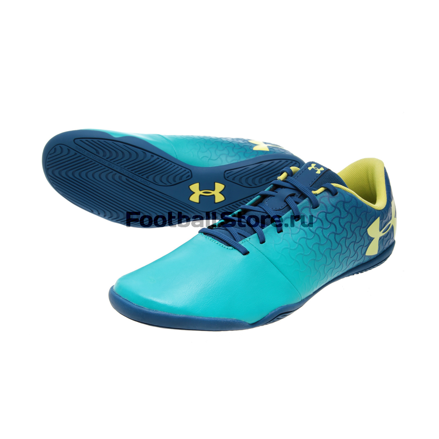 Обувь для зала Under Armour Magnetico Select IN 3000117-300