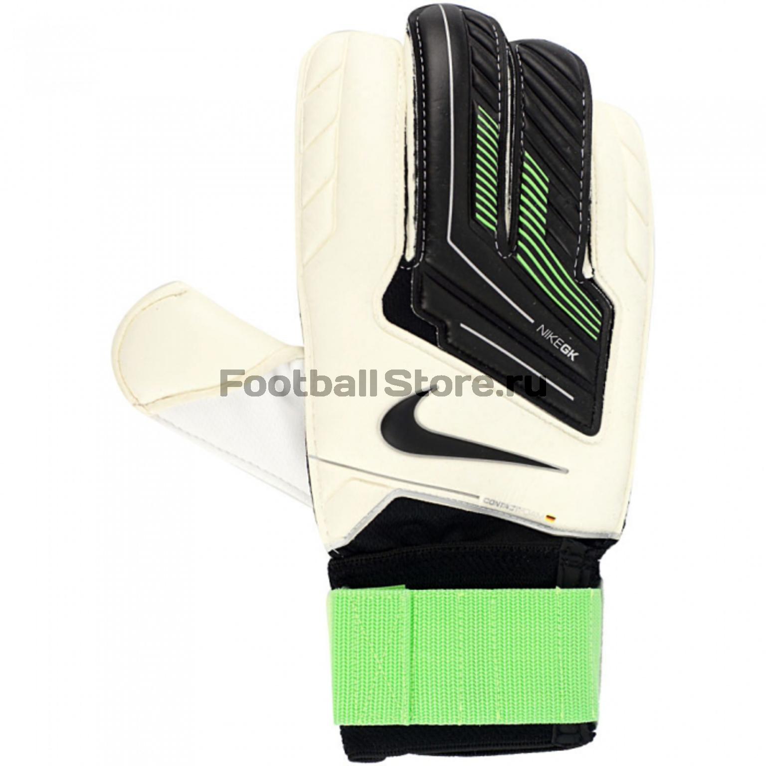 Перчатки Nike Вратарские перчатки Nike gk gunn cut