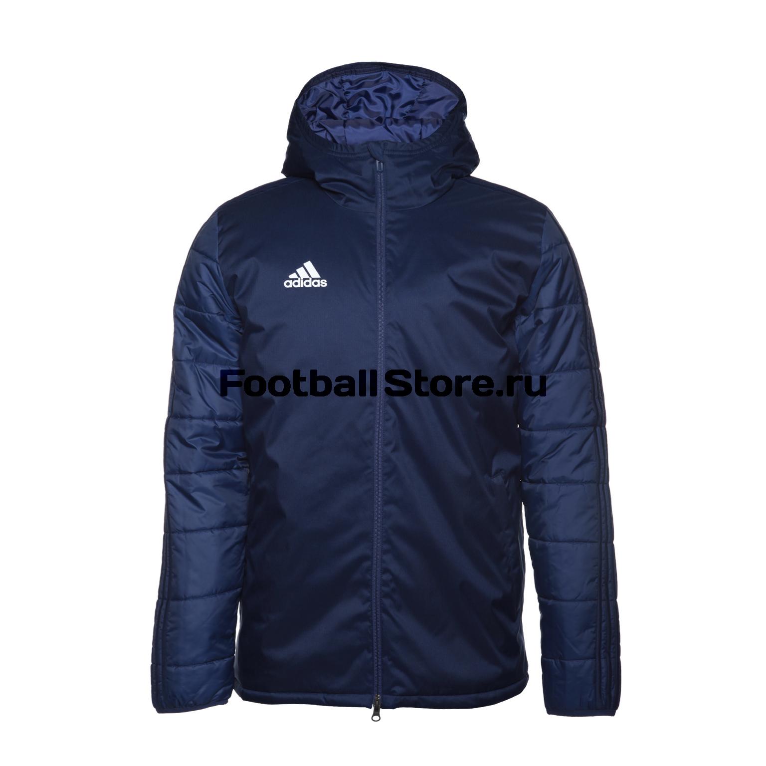 Куртка утепленная Adidas JKT18 Winter CV8271 куртки пуховики adidas куртка утепленная adidas jkt18 std parka bq6594