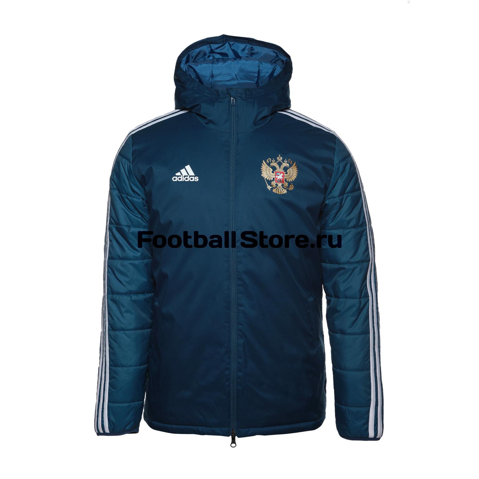 Куртка утепленная Adidas Russia Winter JKT CE8787 куртки пуховики adidas куртка утепленная adidas con 16 std jkt ab3150