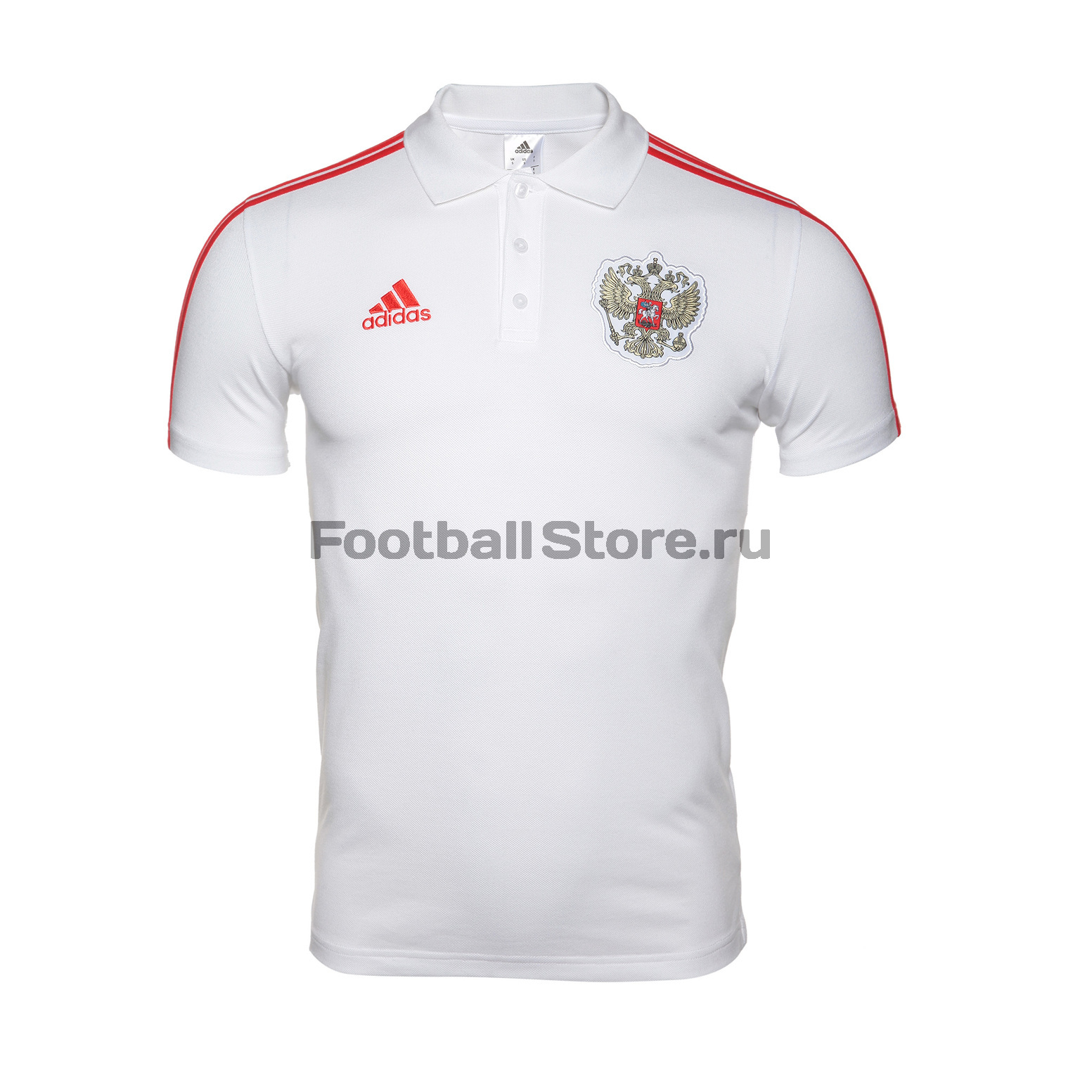 Поло Adidas Russia 3S Polo CD5280