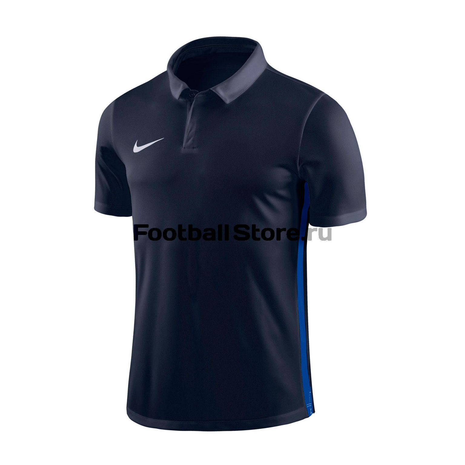Поло подростковое Nike Dry Academy Polo 899991-451 цена в Москве и Питере
