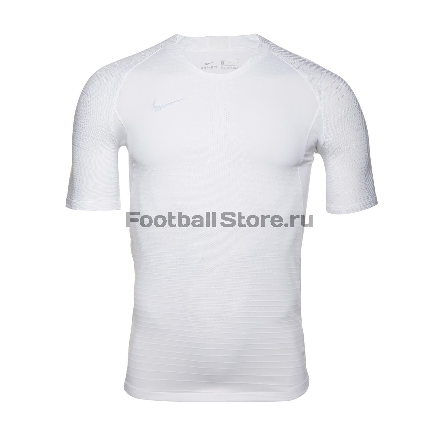 Футболки Nike Футболка Nike VaporKnit Strike Top SS 892887-100 игровая форма nike футболка детская nike ss precision iii jsy boys 645918 410