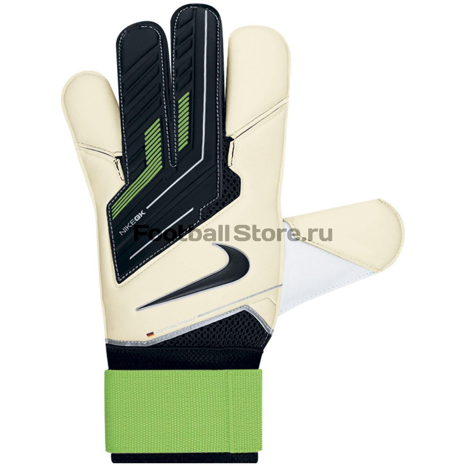 Перчатки Nike Вратарские перчатки Nike gk vapor grip 3