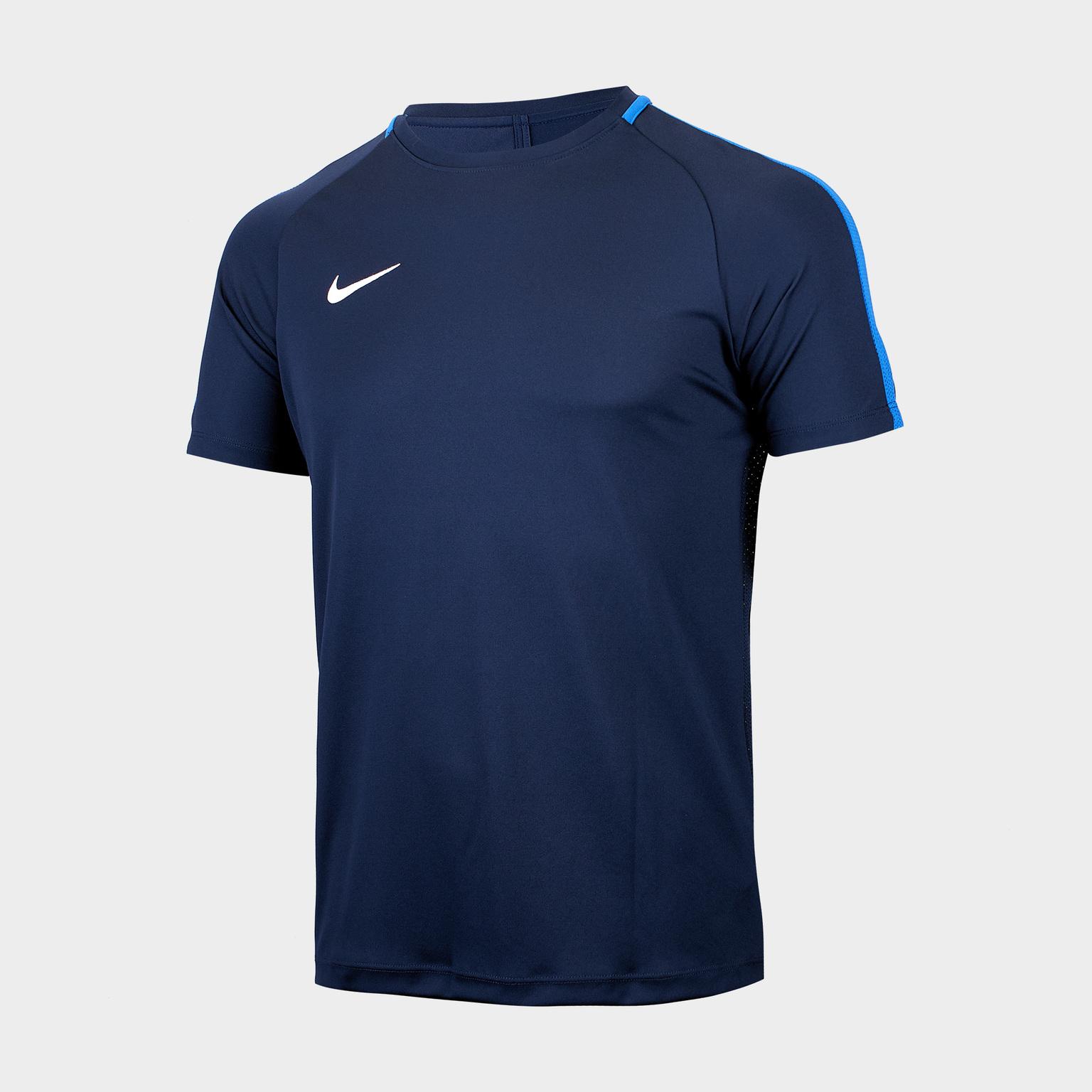 Футболка тренировочная Nike Academy18 Top JR 893750-451 детские бутсы nike бутсы nike jr phantom 3 elite df fg ah7292 081
