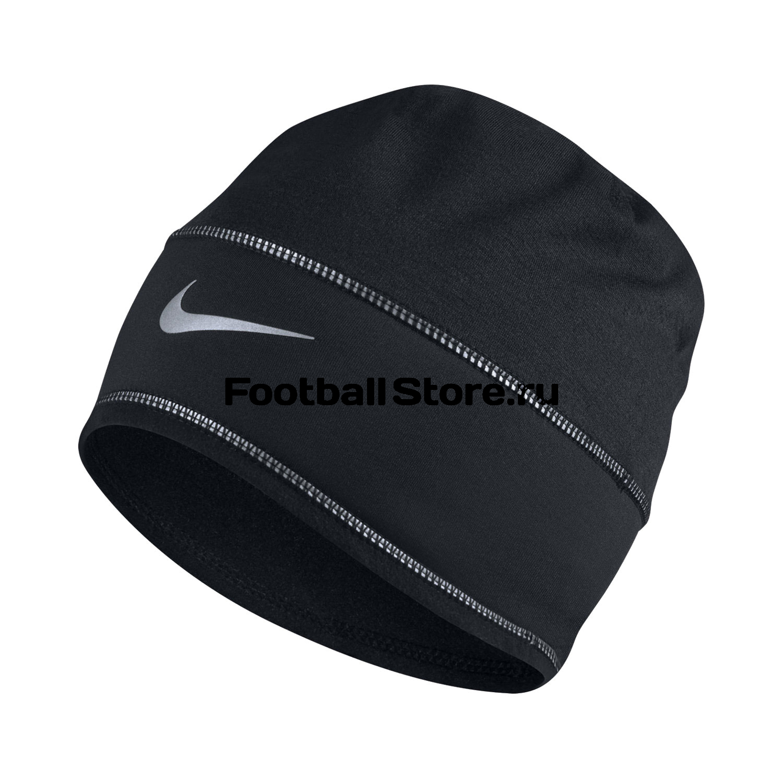 Шапка Nike Beanie Skully Run 803947-010 цена