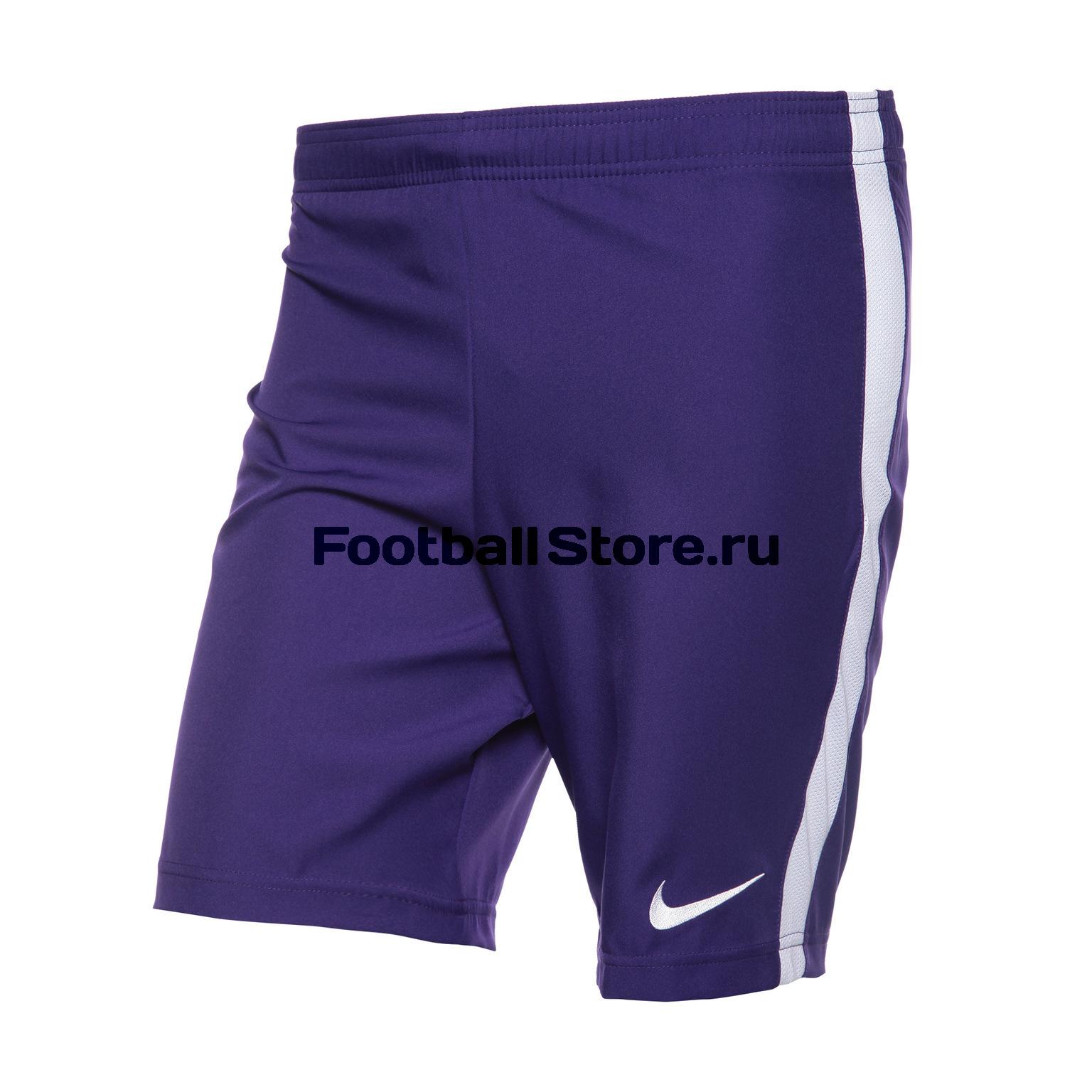 Шорты тренировочные Nike Dry Short II WVN 894331-547