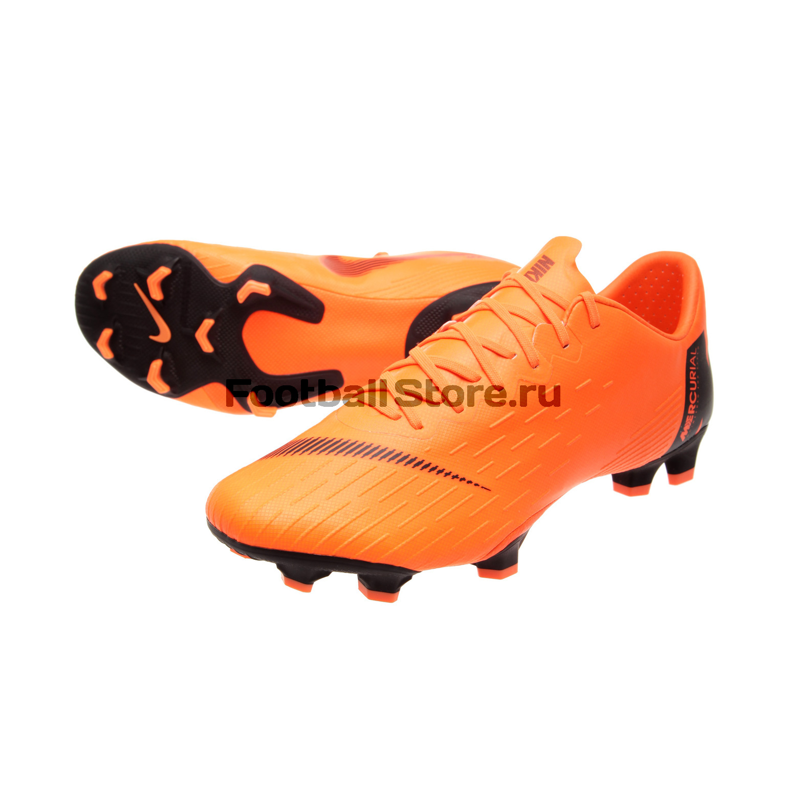 Игровые бутсы Nike Бутсы Nike Vapor 12 FG Pro FG AH7382-810 спортинвентарь nike чехол для iphone 6 на руку nike vapor flash arm band 2 0 n rn 50 078 os