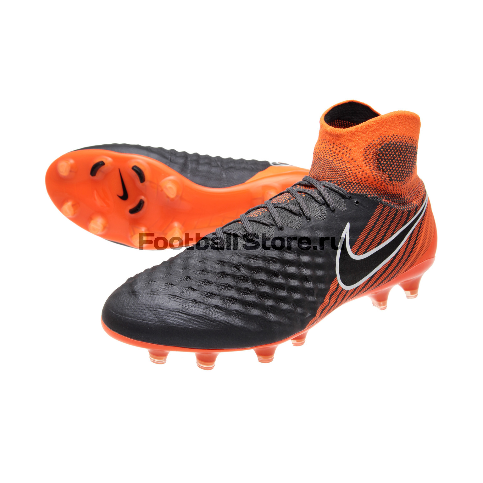 Бутсы Nike Magista Obra 2 Elite DF FG AH7301-080 чулок д щитков nike guard lock elite sleeve su12 se0173 011 m чёрный