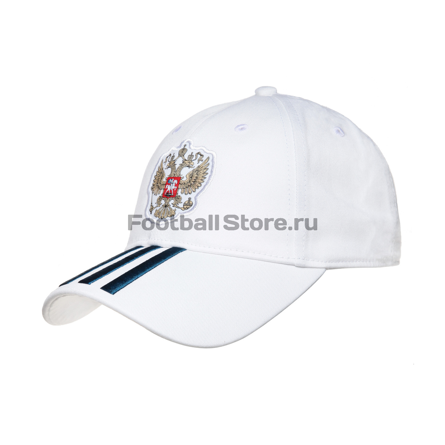 Бейсболка Adidas Russia 3S Cap CF4974 adidas adidas russia 3 stripes cap