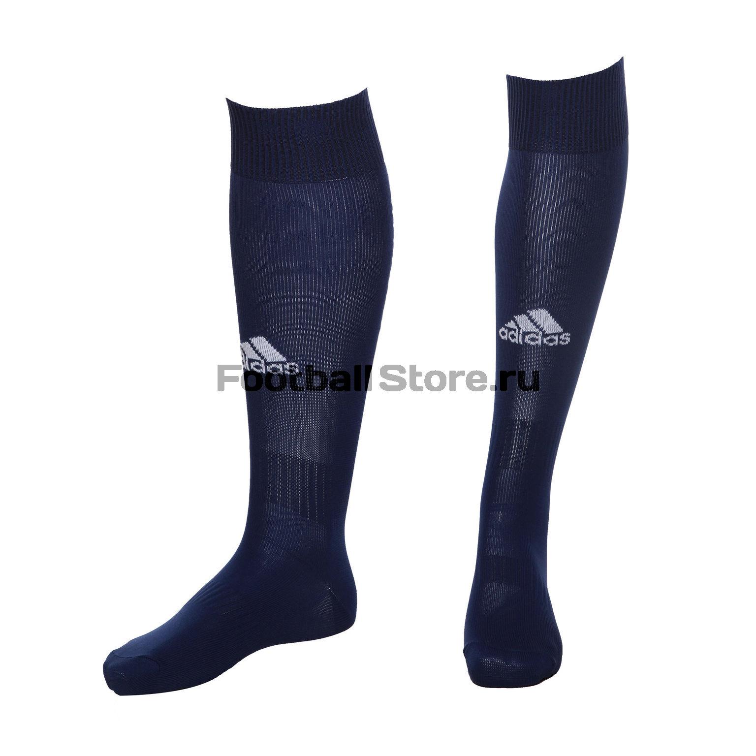 Гетры Adidas Santos Sock 18 CV8097 гетры футбольные adidas santos sock 18 цвет красный cv8096 размер 40 42