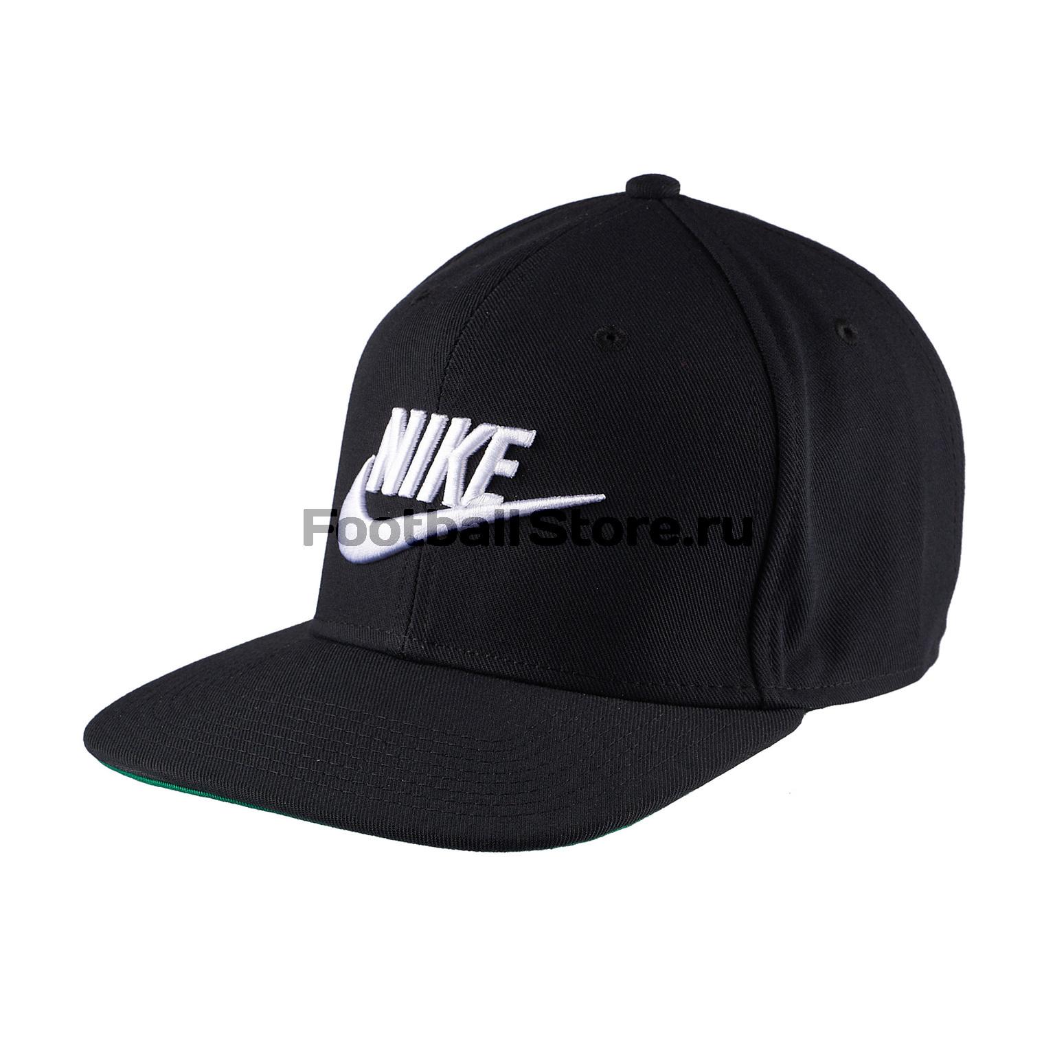 Бейсболка Nike Pro Cap Futura 891284-010