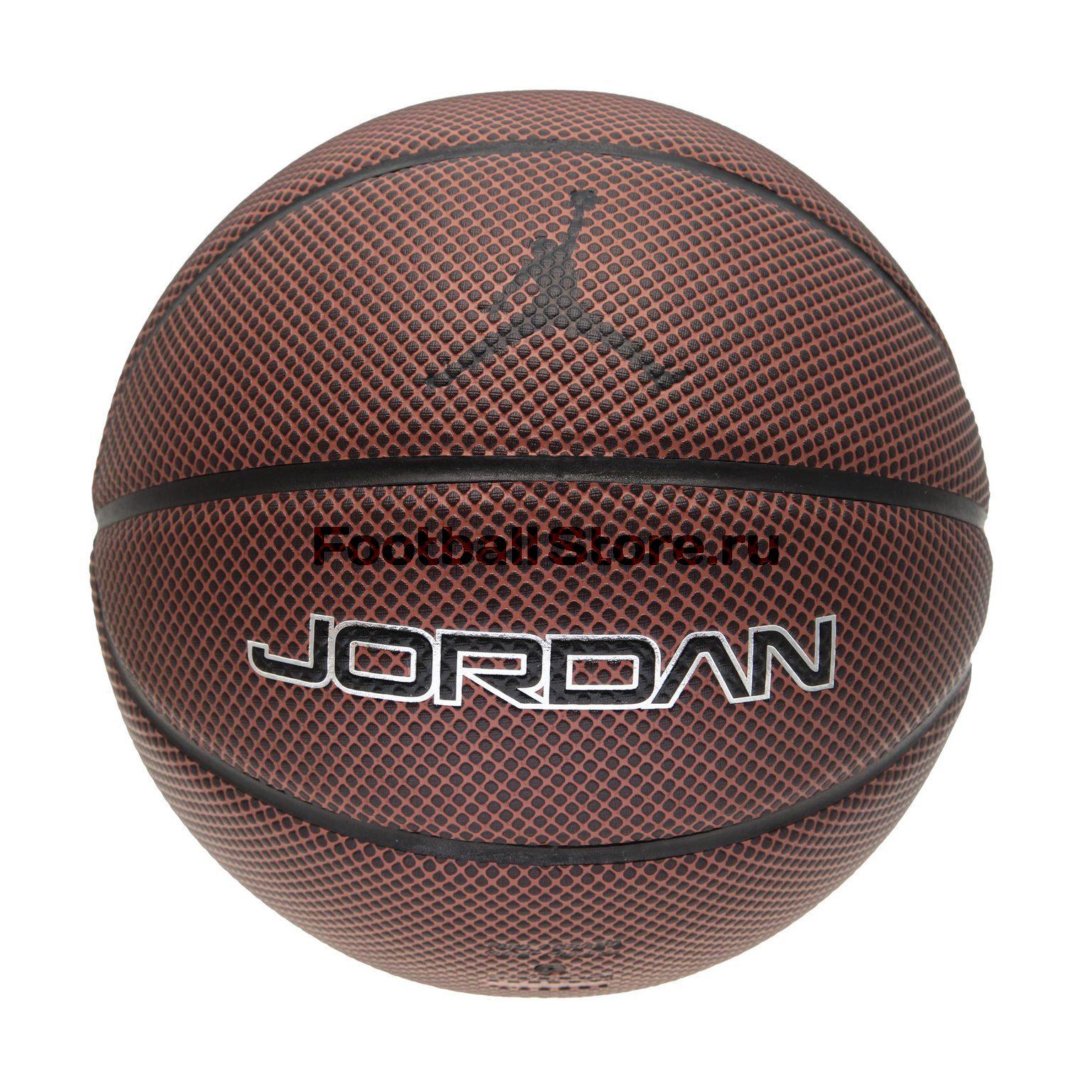 Мяч баскетбольный Nike Jordan Legacy 8P Dark J.KL.02.858 баскетбольный мяч nike