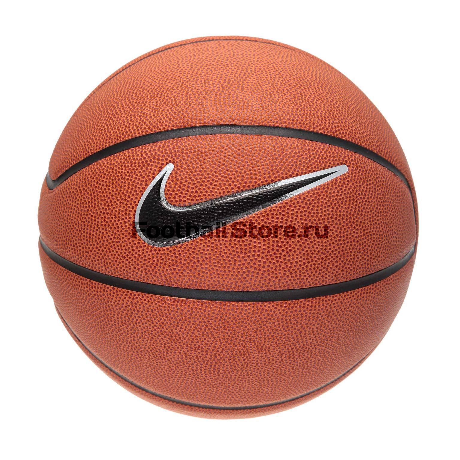 Баскетбольные Nike Мяч баскетбольный Nike Lebron All Courts 4P 07 N.KL.10.855 баскетбольные кроссовки nike lebron 11 what the lebron lbj 650884 400