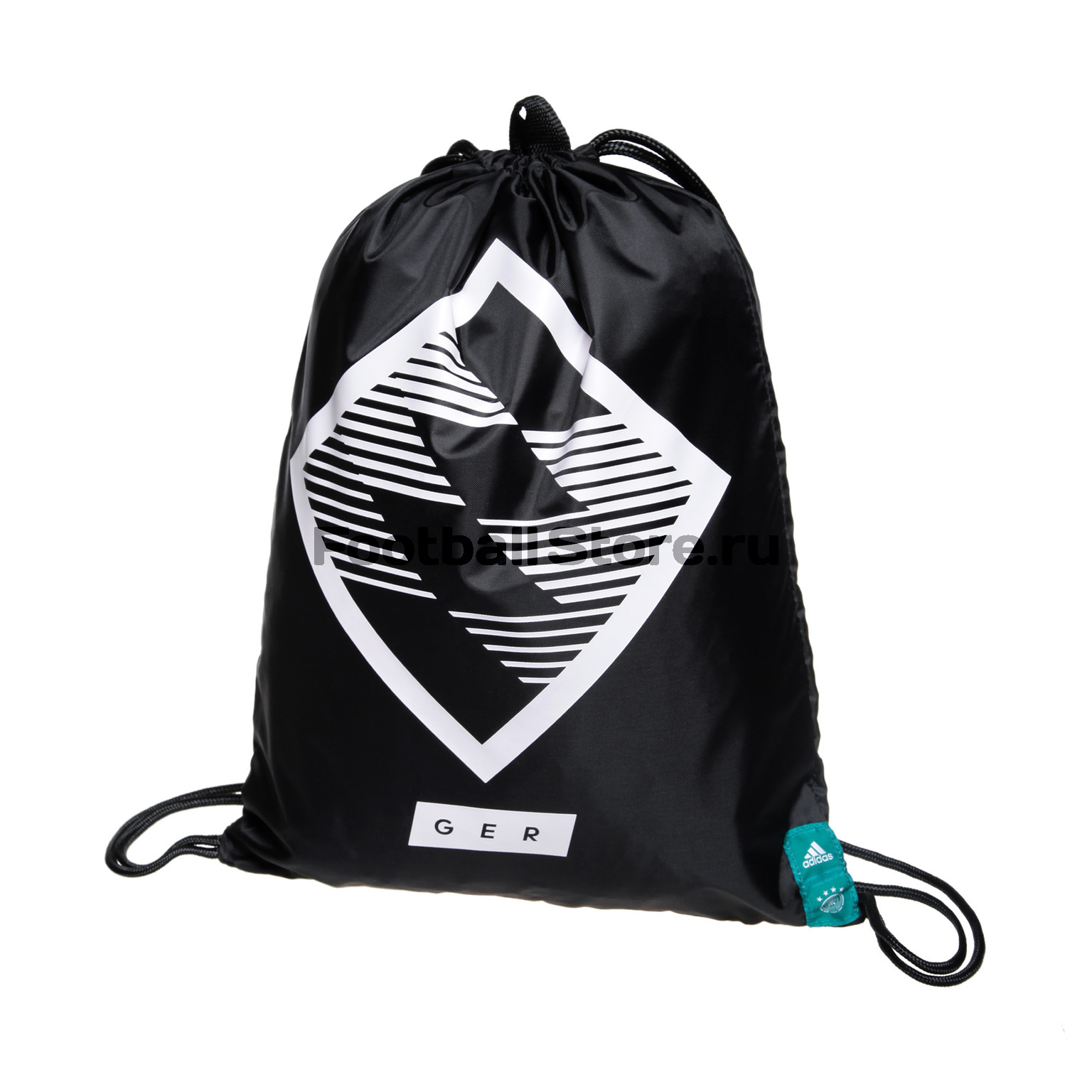 Сумка для обуви Adidas Germany Gymbag GR CW1611 рюкзак adidas germany backpack cf4941