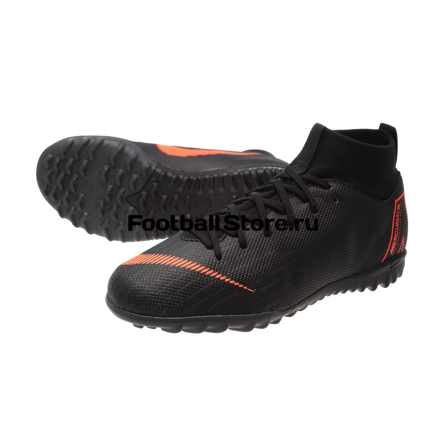 Шиповки Nike JR SuperFly X Academy GS TF AH7344-081 бутсы nike superfly academy gs cr7 jr fg mg aj3111 390