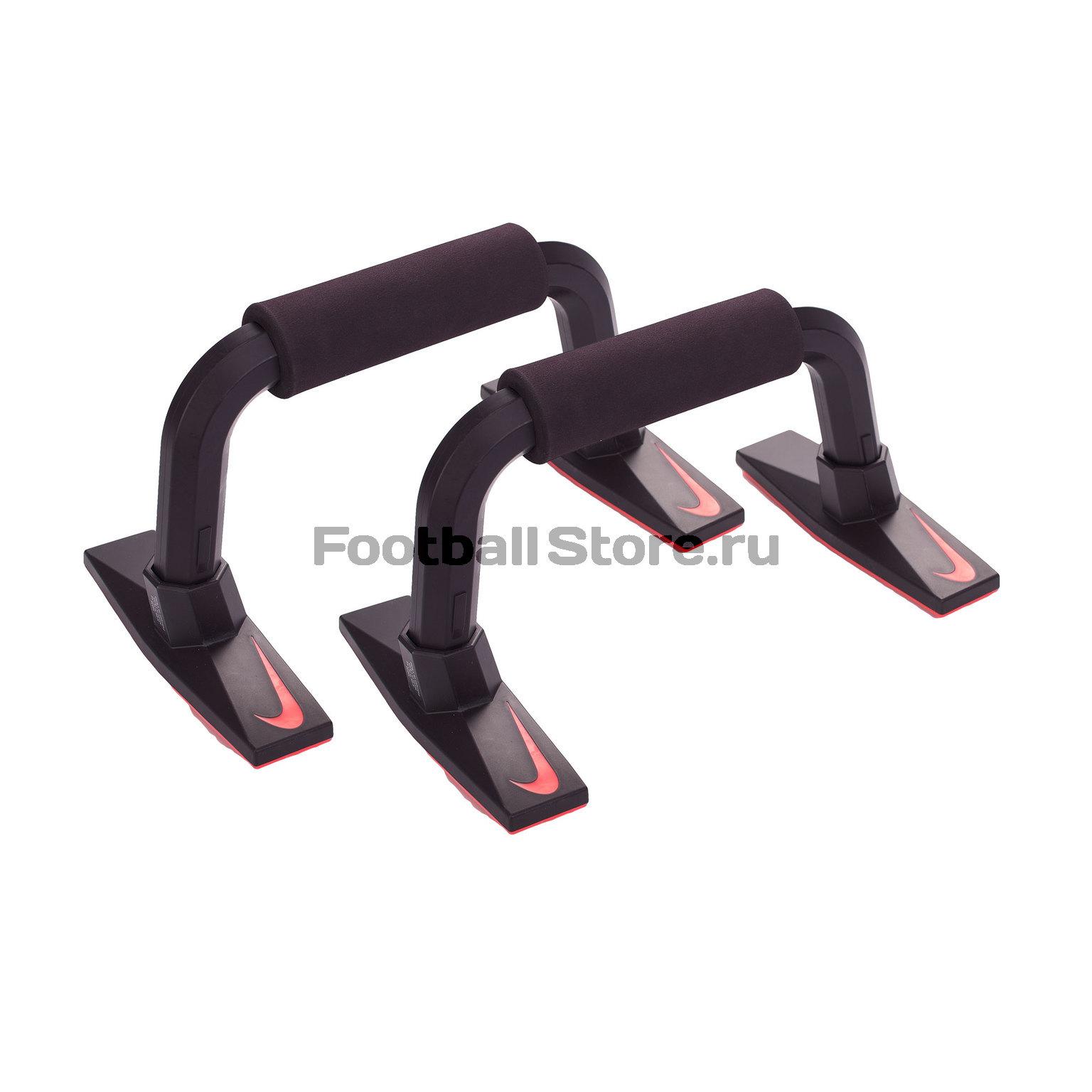 Упоры для отжиманий Nike Push UP Grip N.ER.36.647 nike nike push up grip 2 0