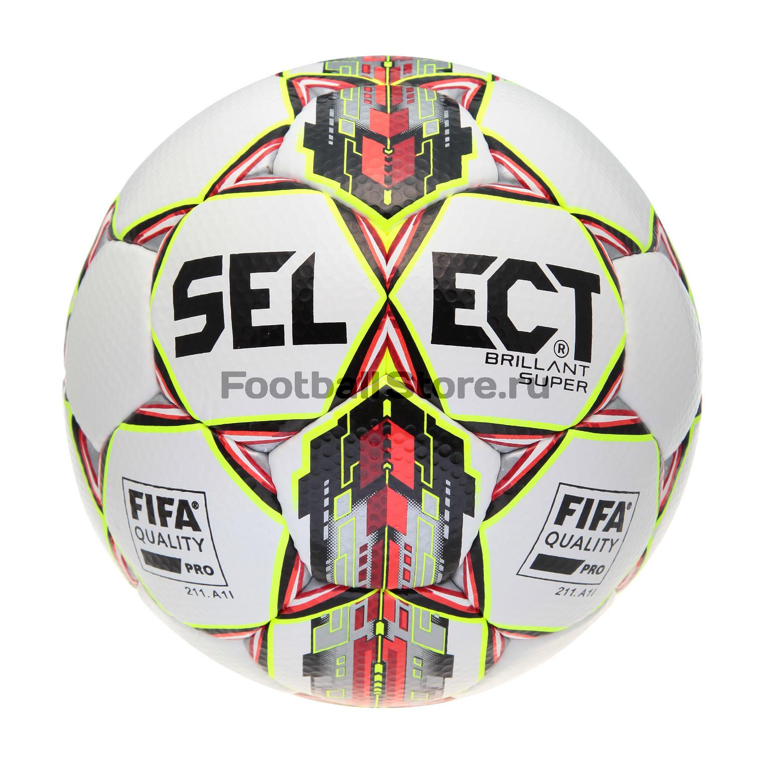 Мяч Select Brillant Super FIFA 810108-300 цена