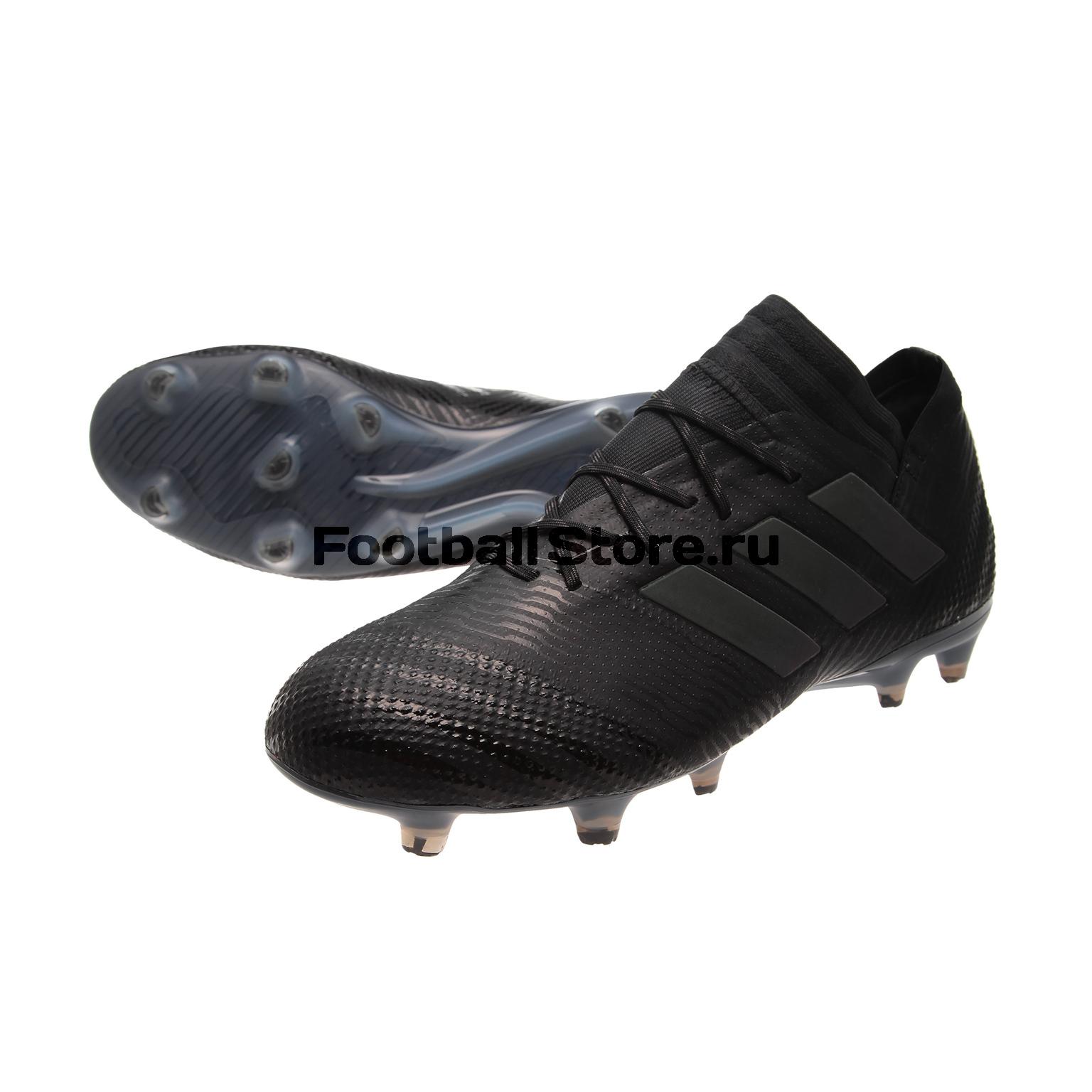 Бутсы Adidas Nemeziz 17.1 FG CP8934 бутсы adidas x 17 1 fg bb6353