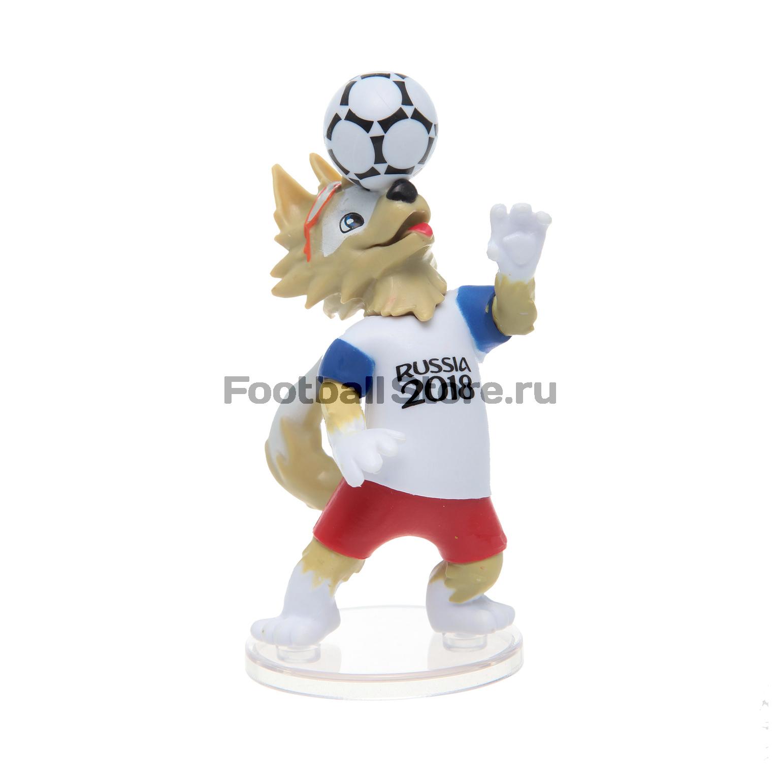 Фигурка Волк Забивака FIFA-2018 УТ-0301 фанатская атрибутика nike curry nba