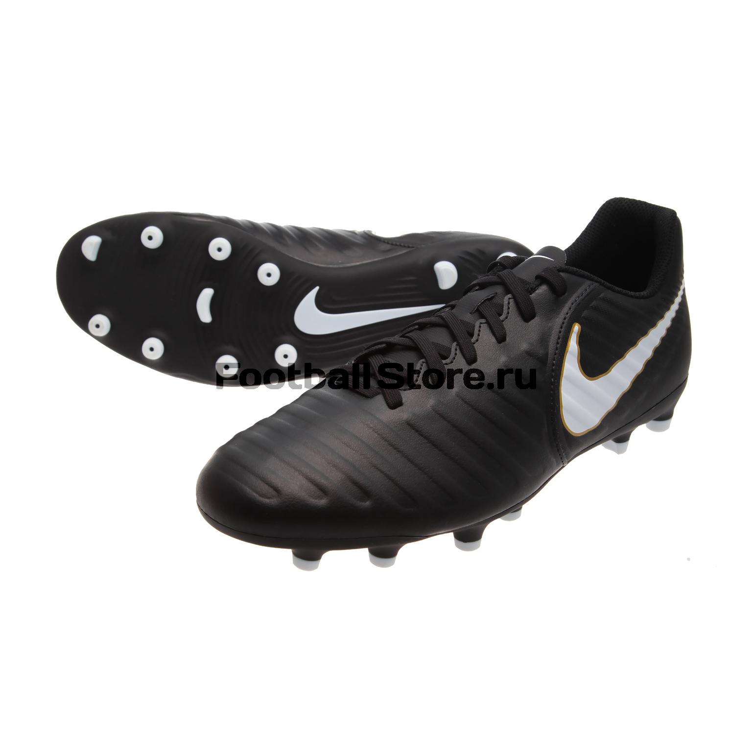 Бутсы Nike Tiempo Rio IV FG 897759-002